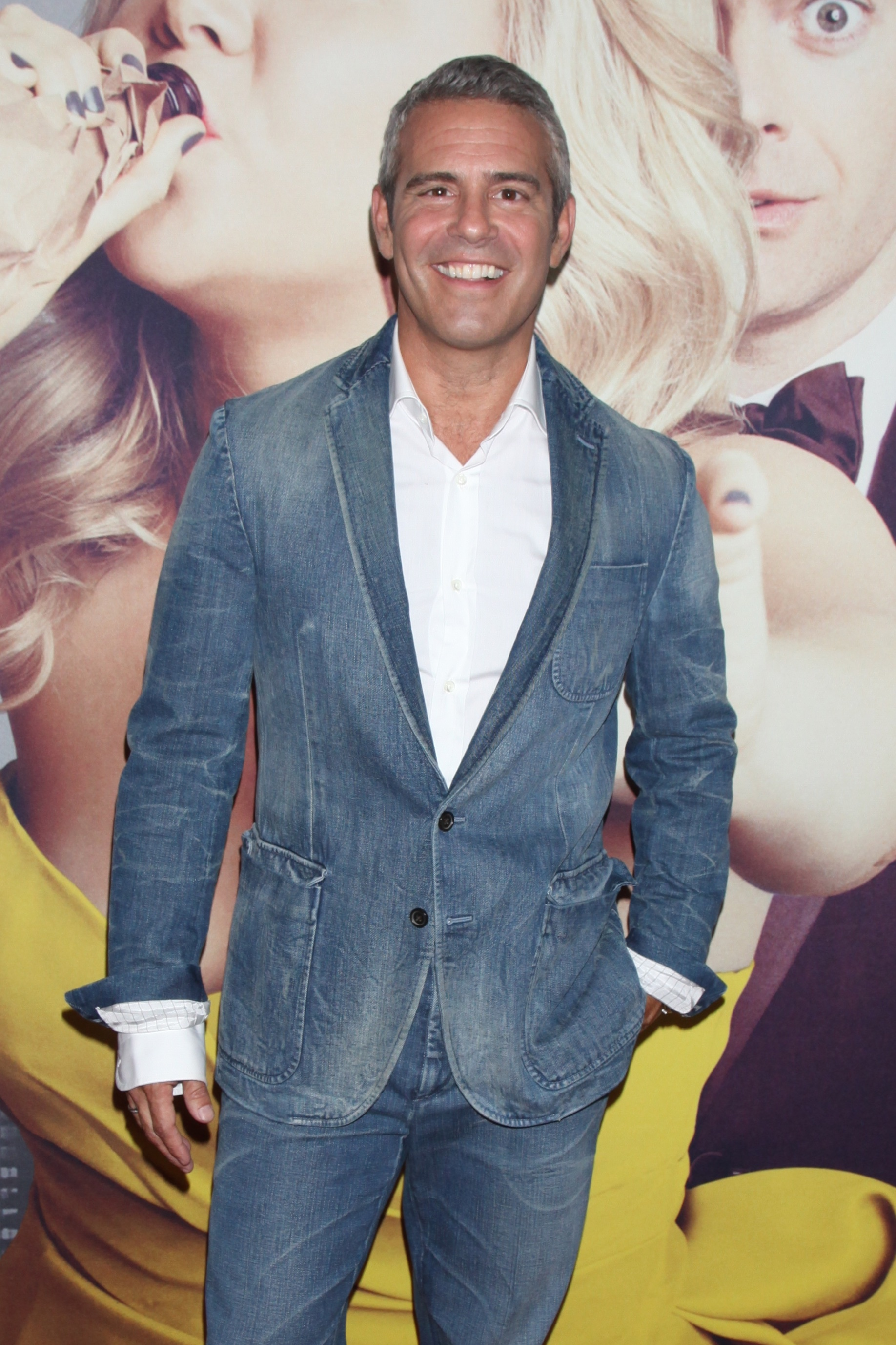 Andy Cohen slams Michael Strahan, defends Kelly Ripa