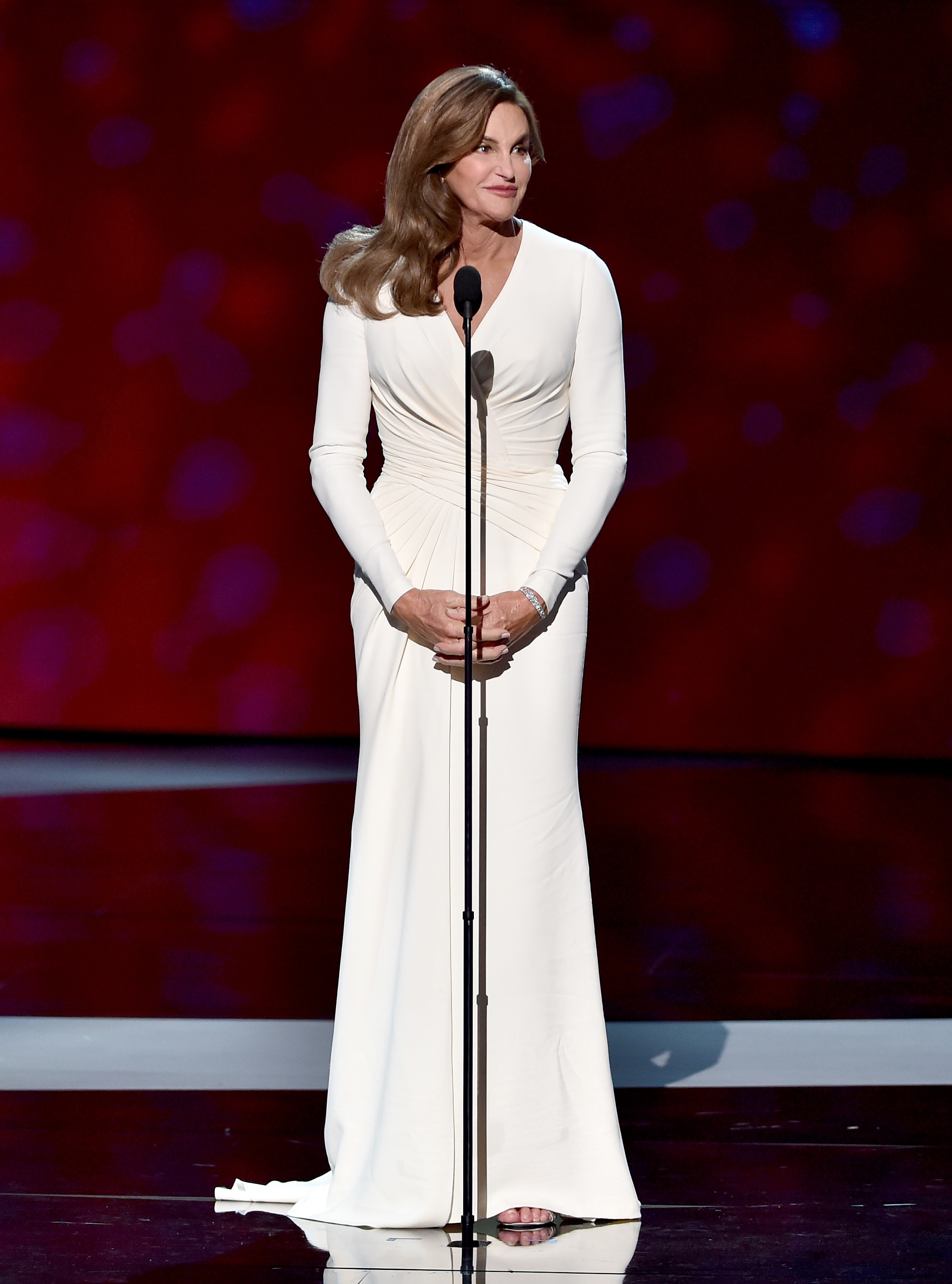 Caitlyn Jenner's ESPY Awards look: All the details