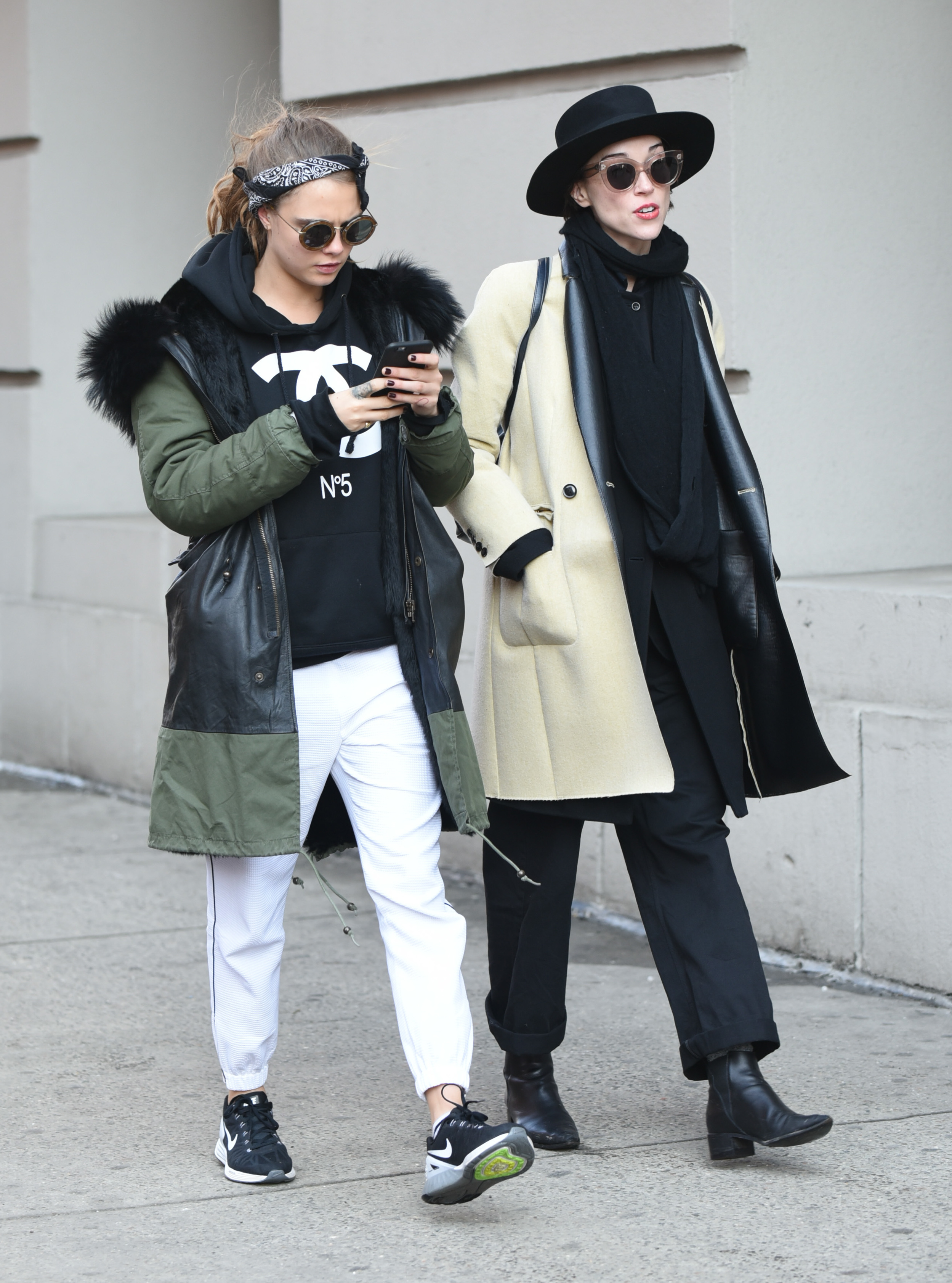 Are Cara Delevingne and St. Vincent calling it quits?