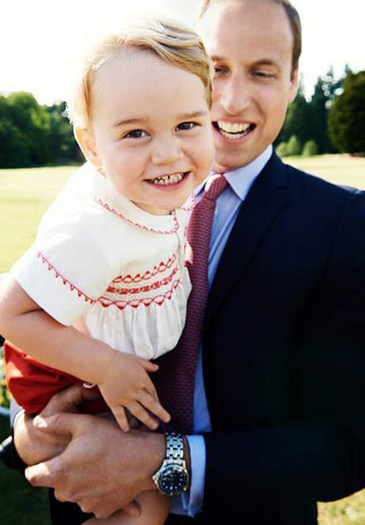 prince george birthday