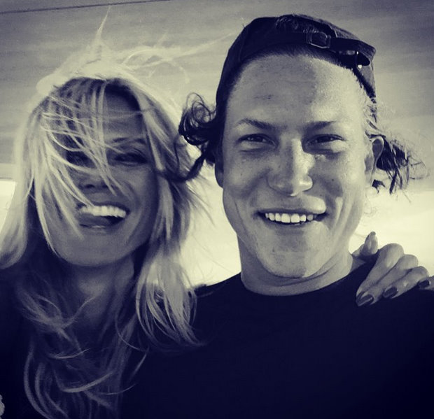 Heidi Klum declares her love for Vito Schnabel on his birthday