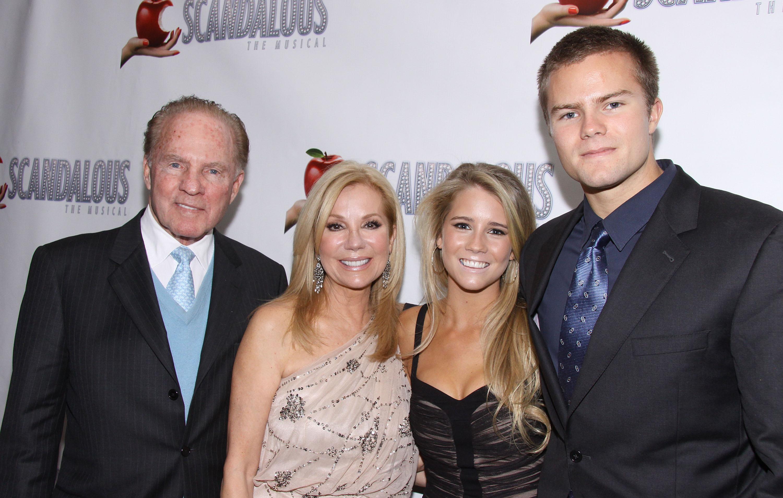 kathie lee family