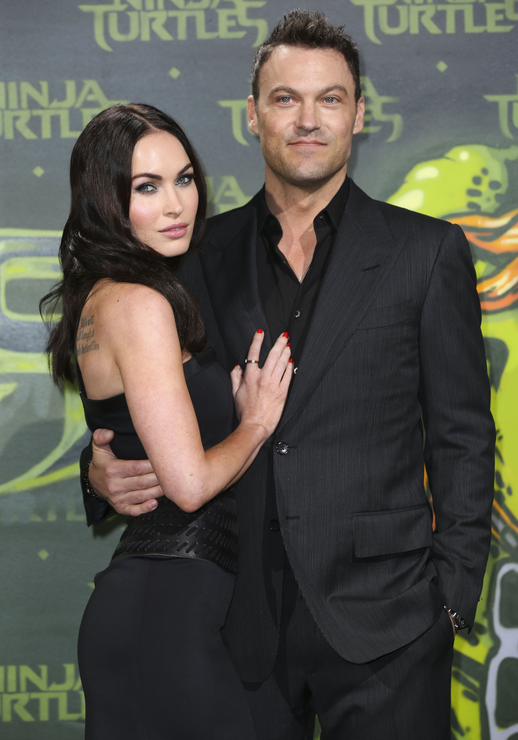 Megan Fox 'spoiled' by Brian Austin Green on her birthday