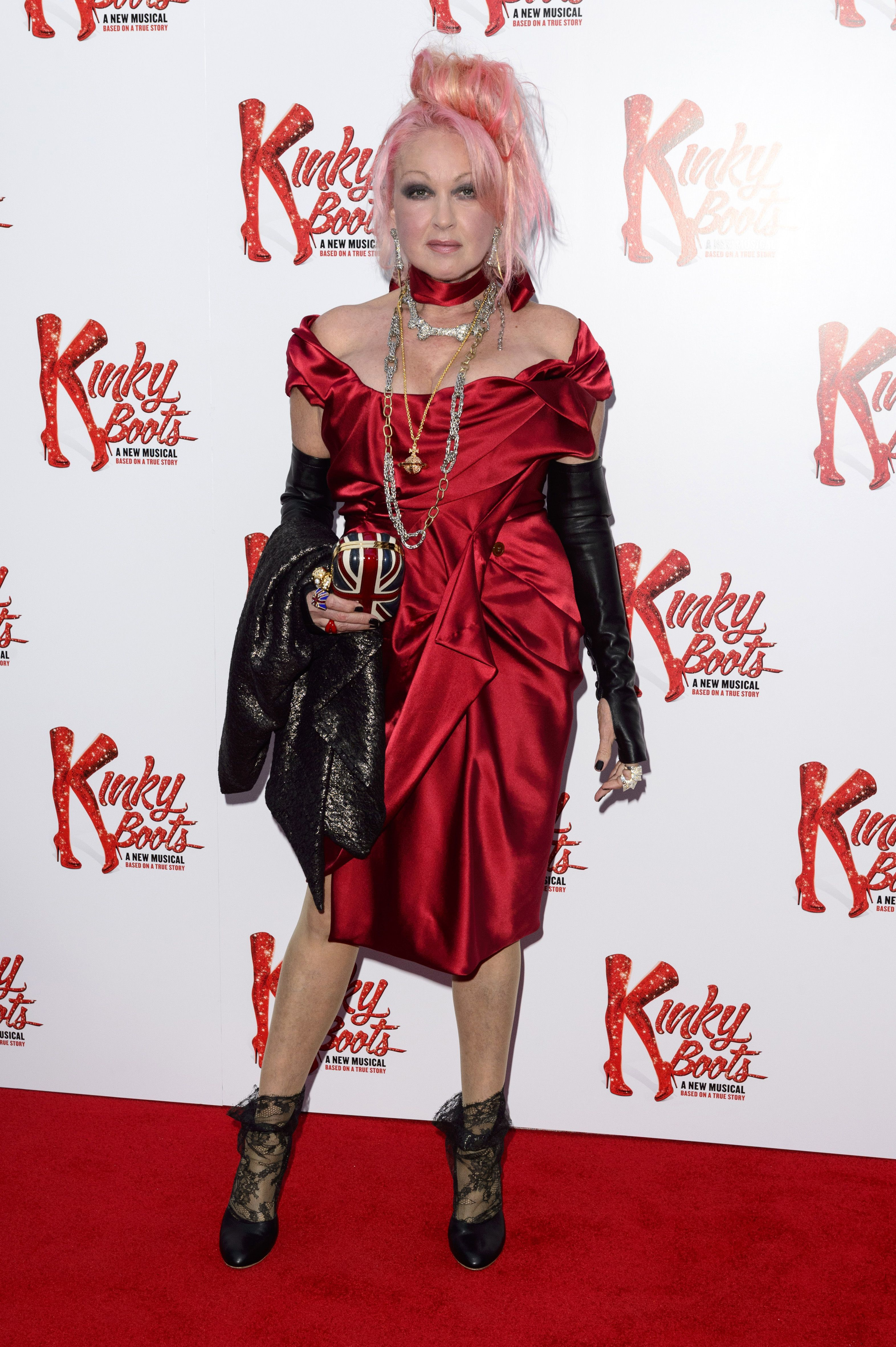 Cyndi Lauper lost money for supporting the LGBQT community