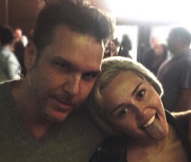 Is Miley Cyrus dating Dane Cook?
