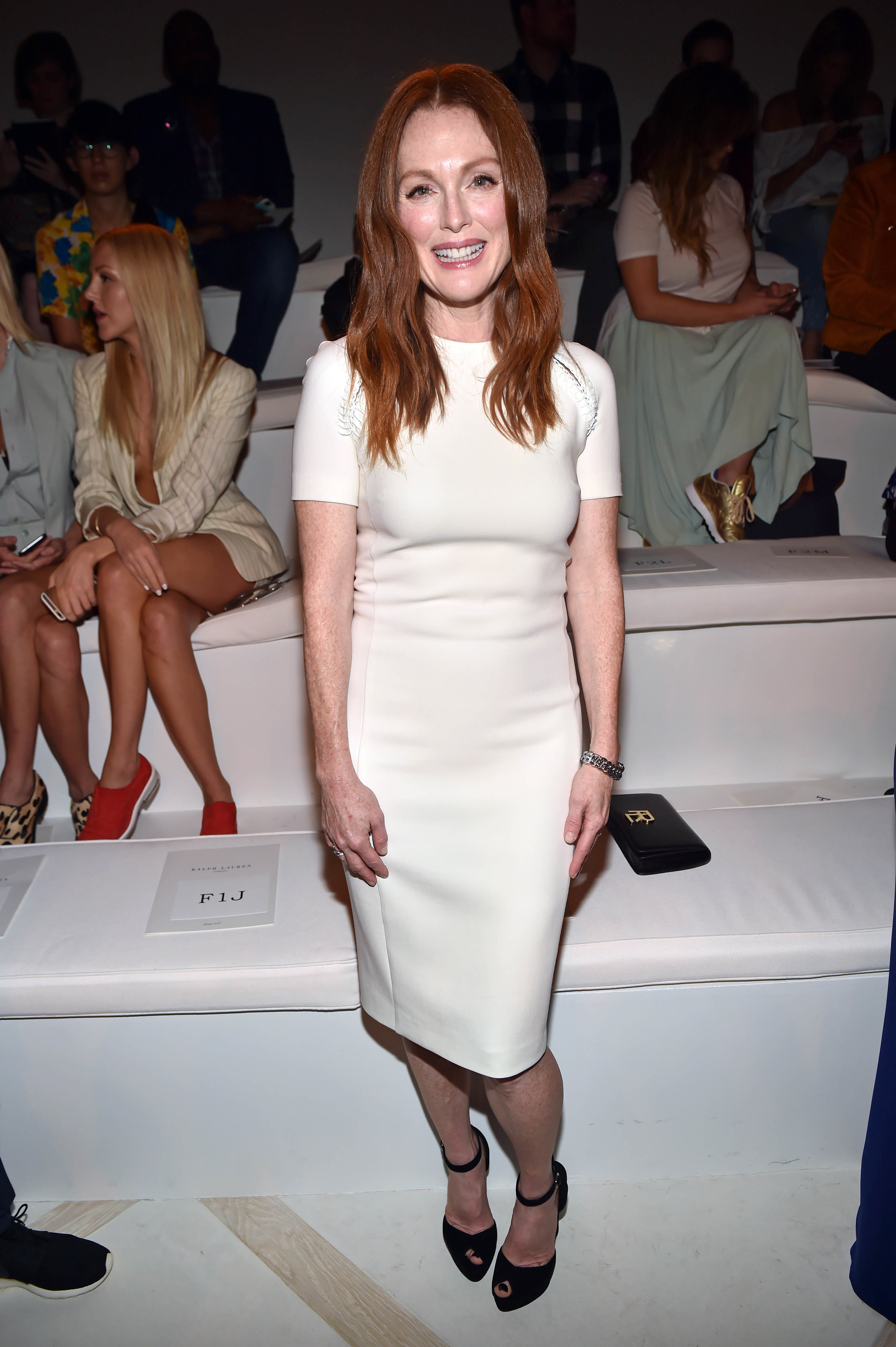 Julianne Moore advocates for gun safety on the Lenny Letter