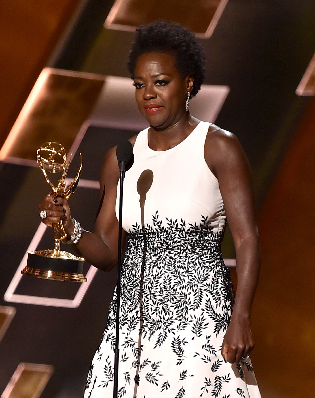 6. She made history