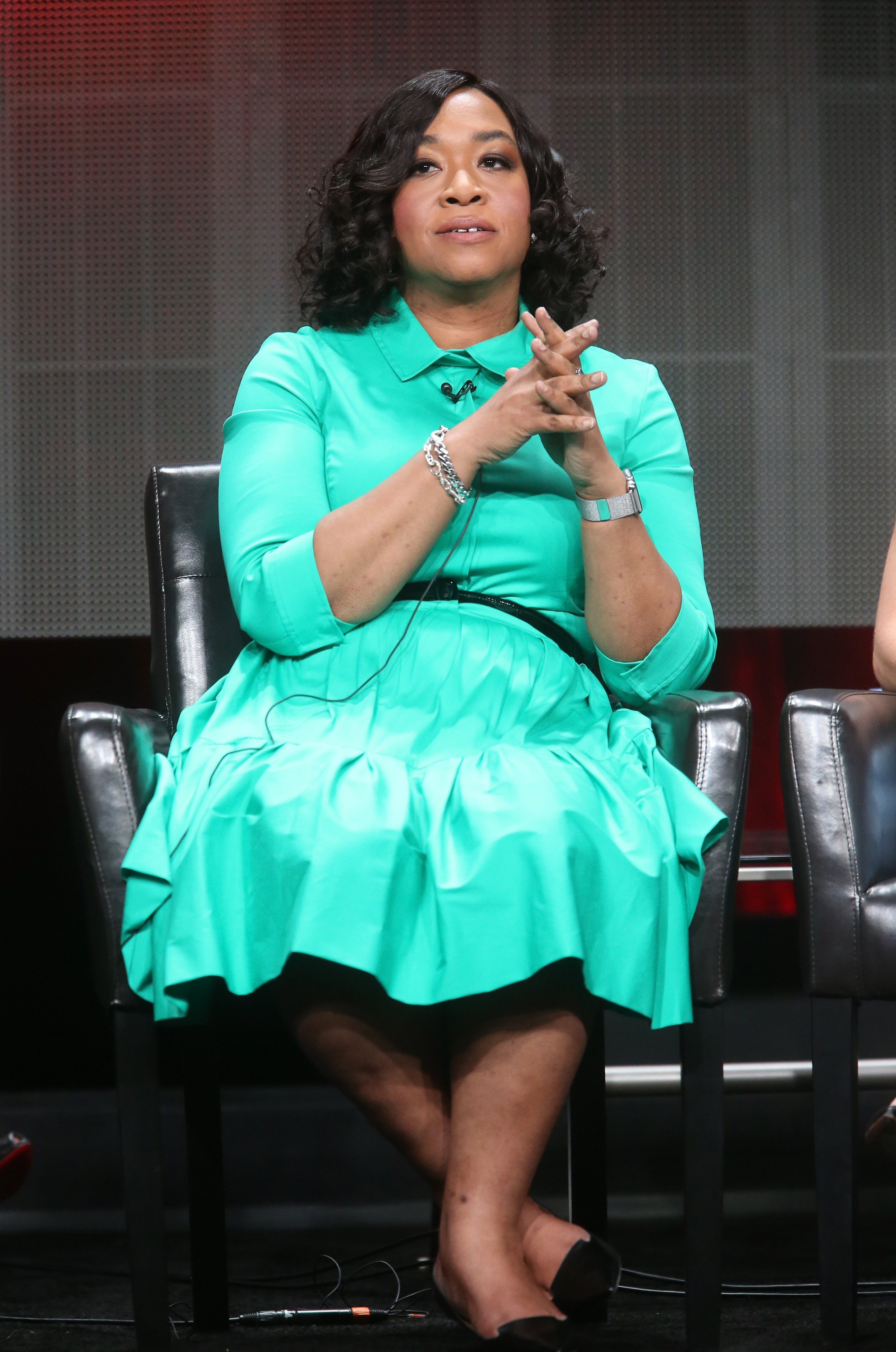 Shonda Rhimes: Me female characters are not role models