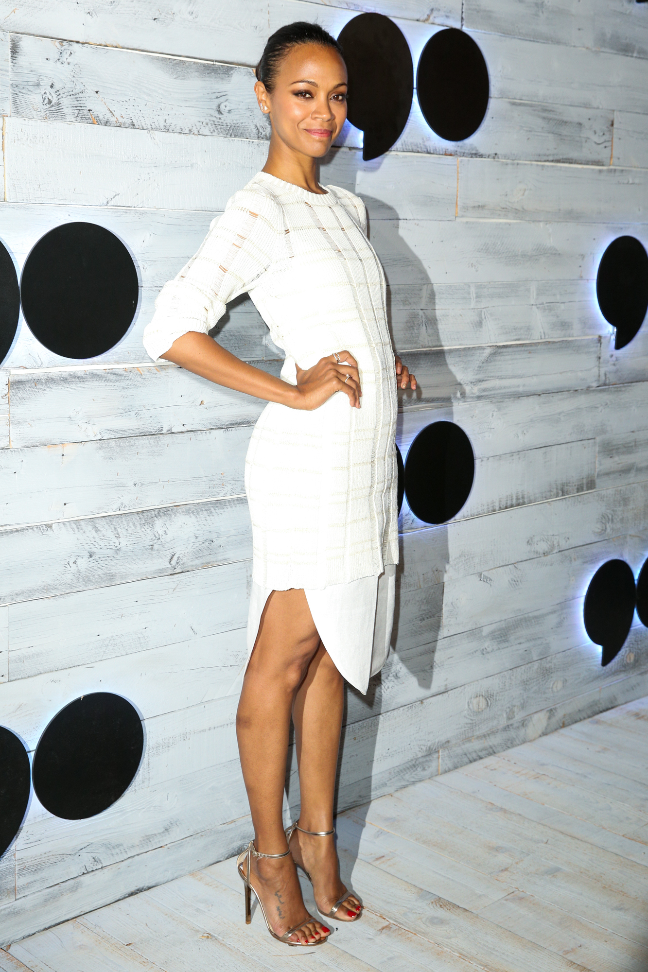 Zoe Saldana: When are women going to stick together on equal rights?
