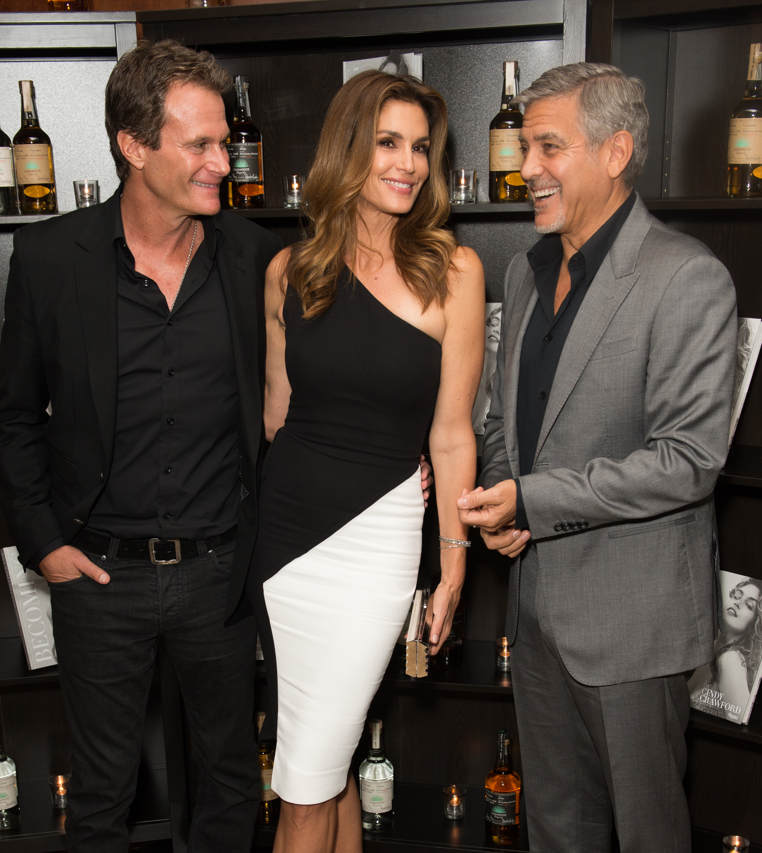 George Clooney, Rande Gerber buy identical condos in the same building