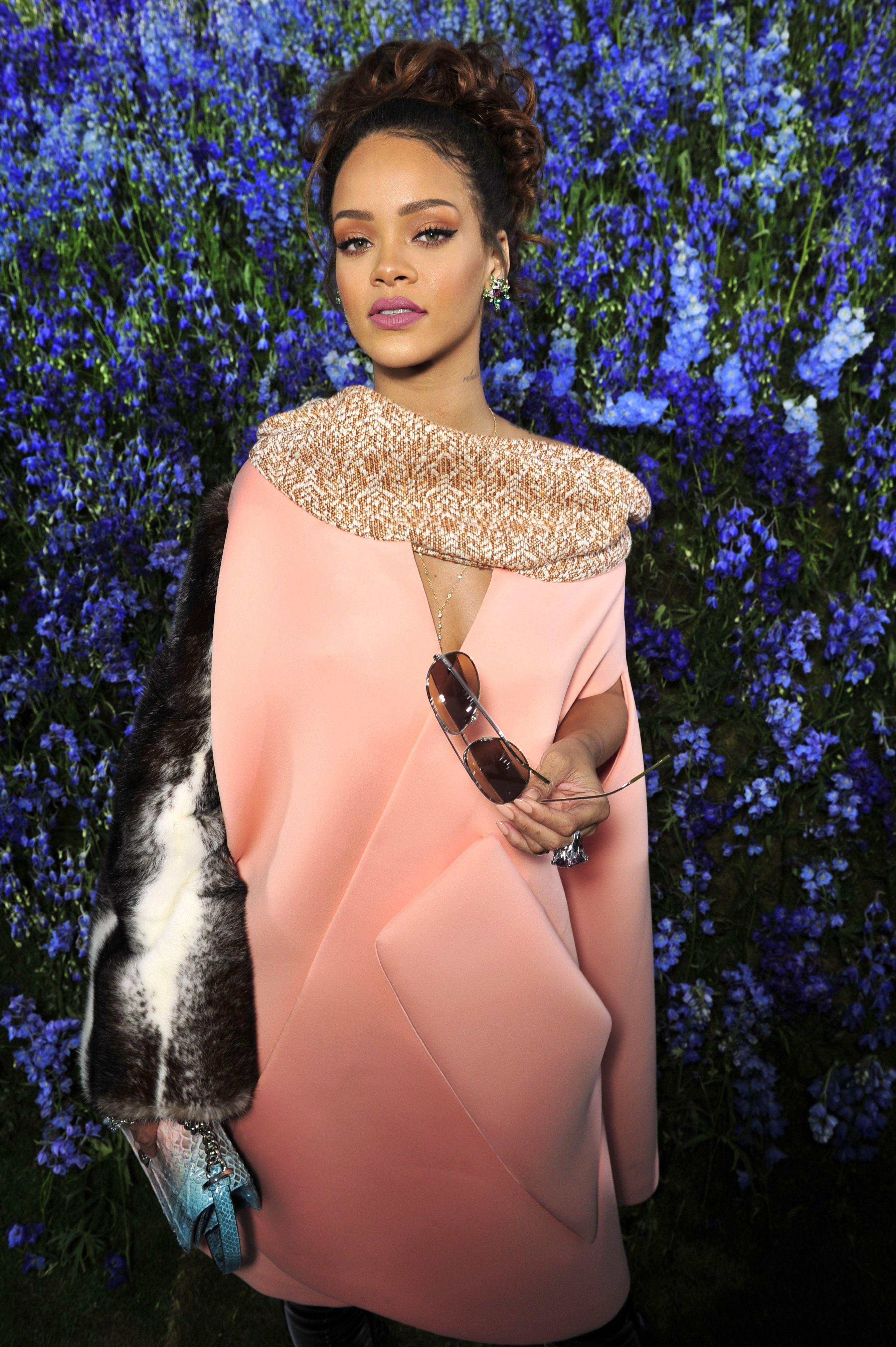 Rihanna launches two creative agencies