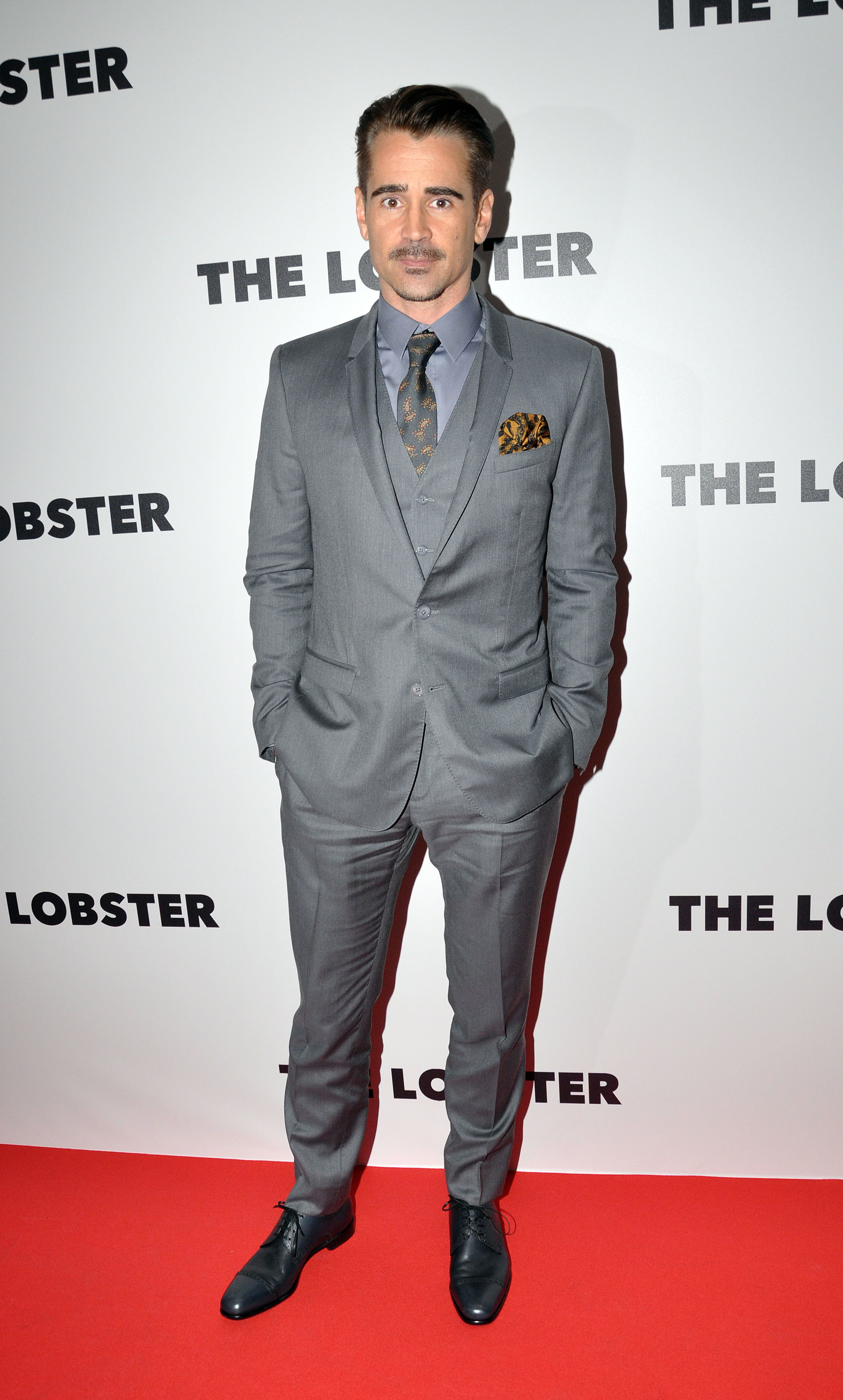Colin Farrell | Bio | Wonderwall.com
