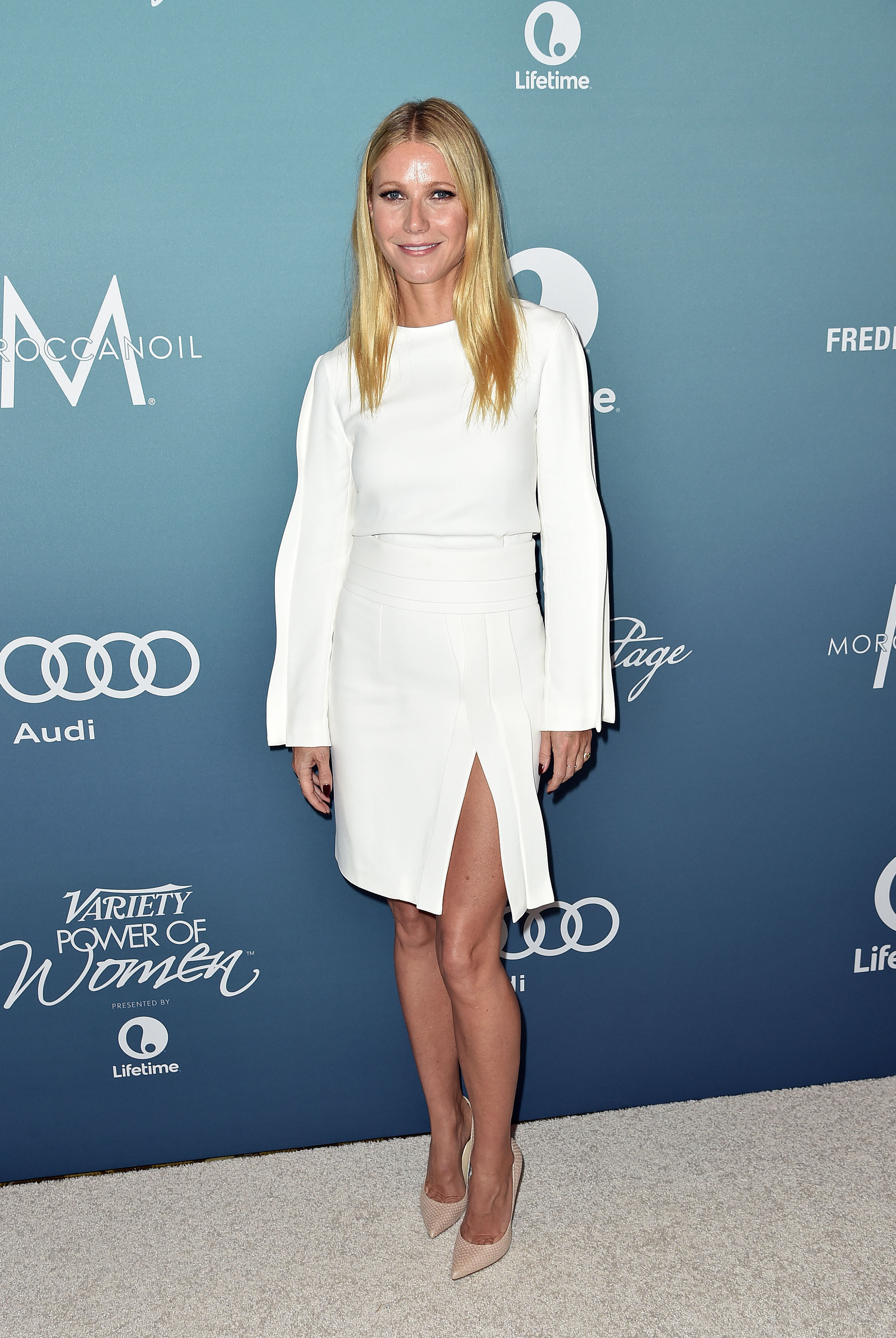 Gwyneth Paltrow on her perfect day:
