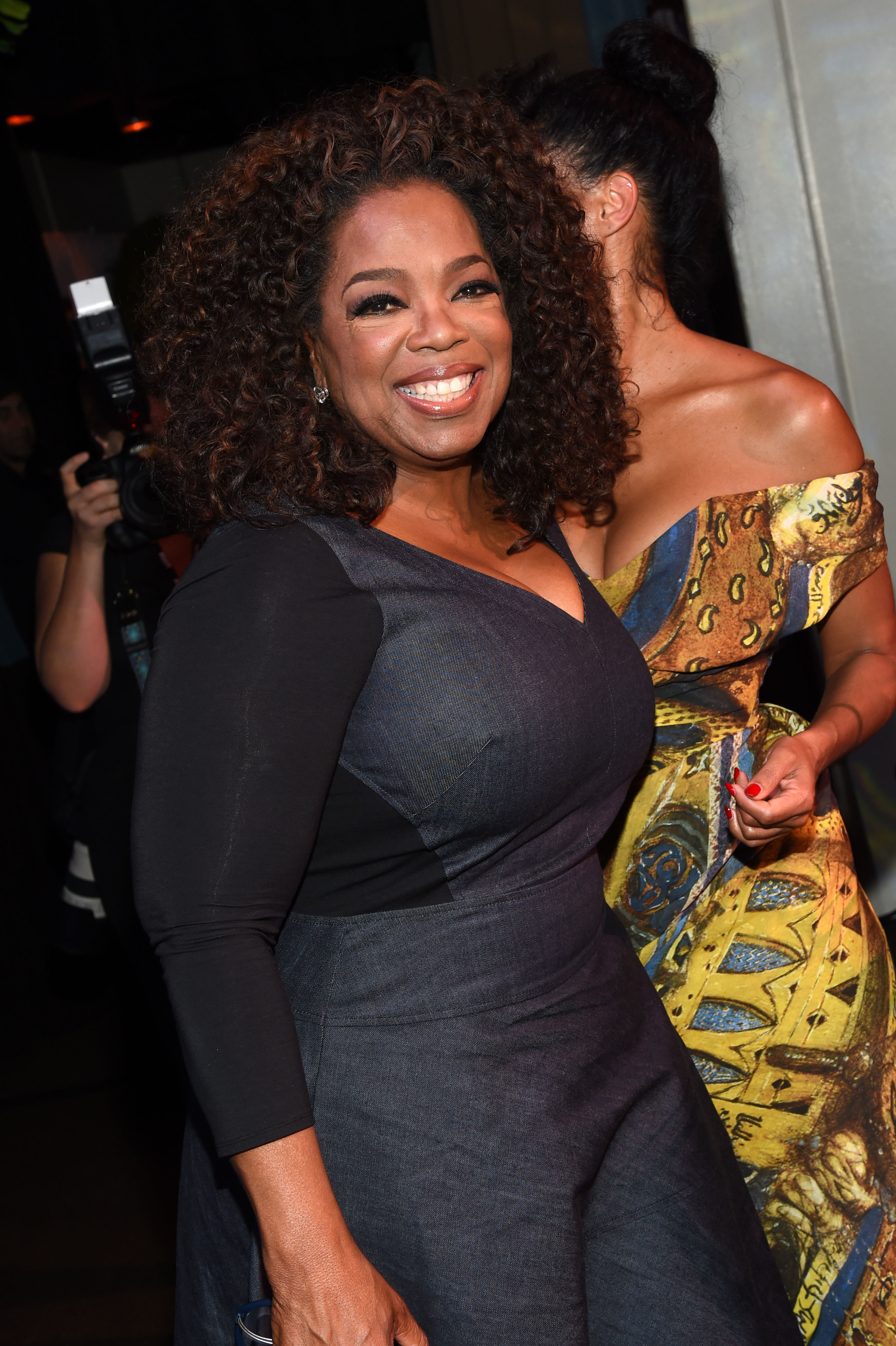 The academy seeks 'big name black presenters' to quell diversity debate