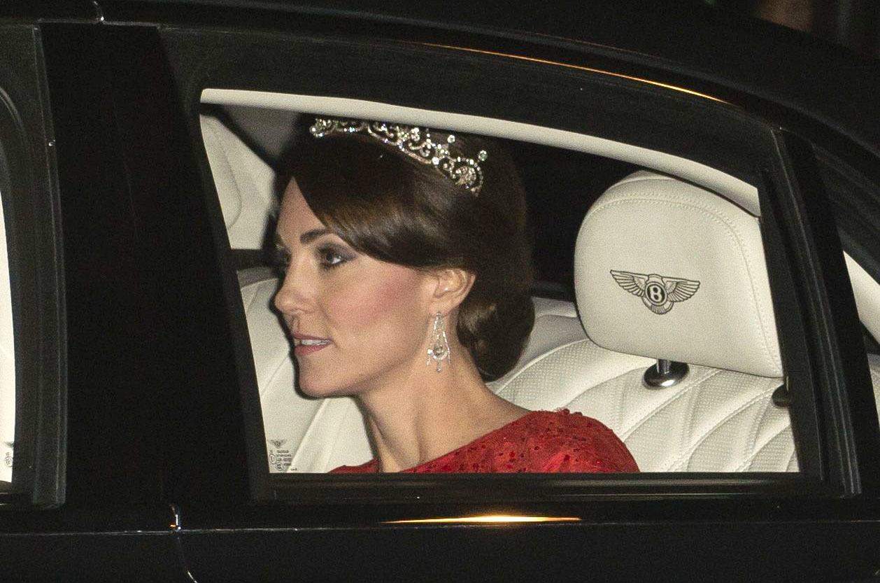 duchess kate tiara