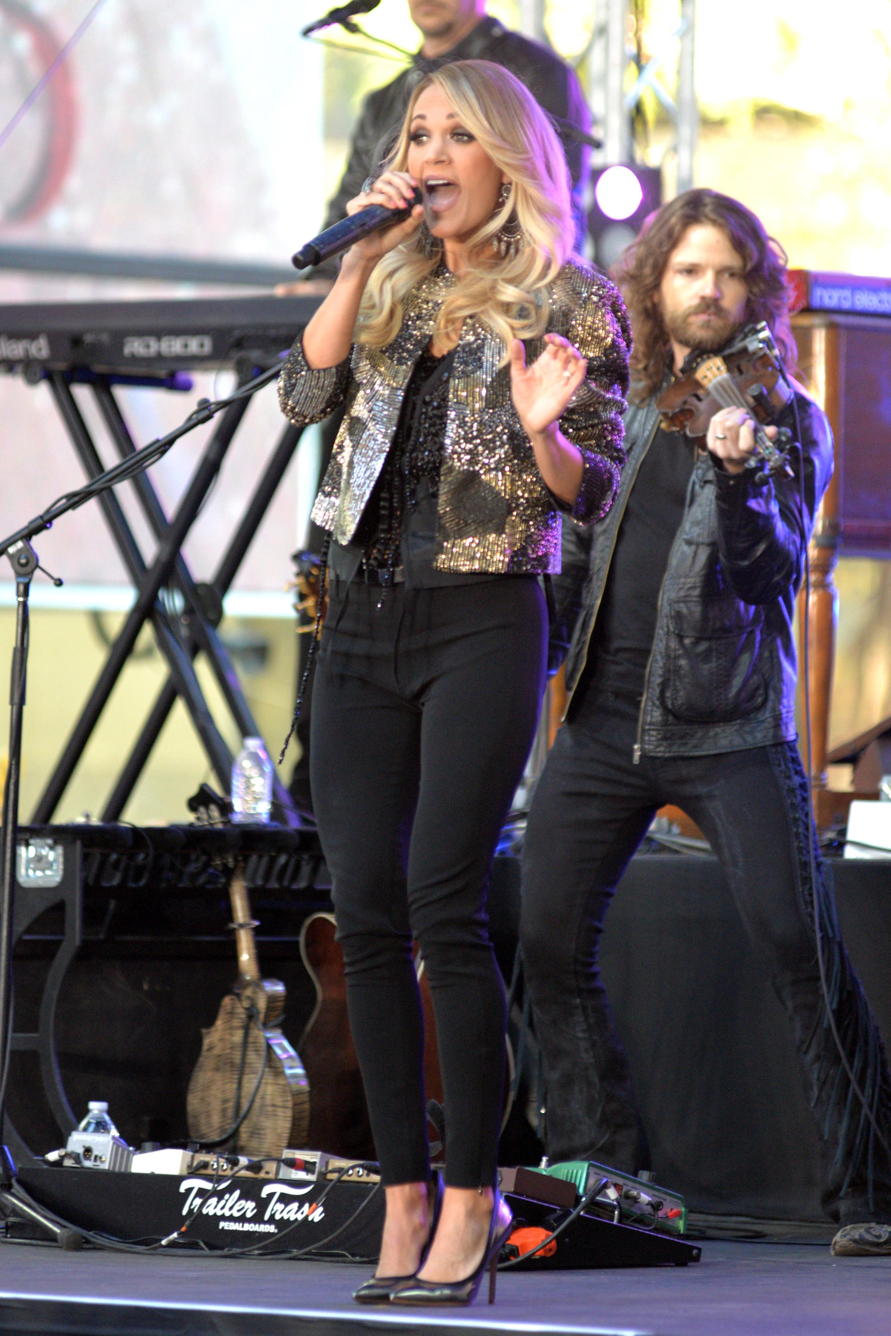 Carrie Underwood Adam Lambert Is Top American Idol