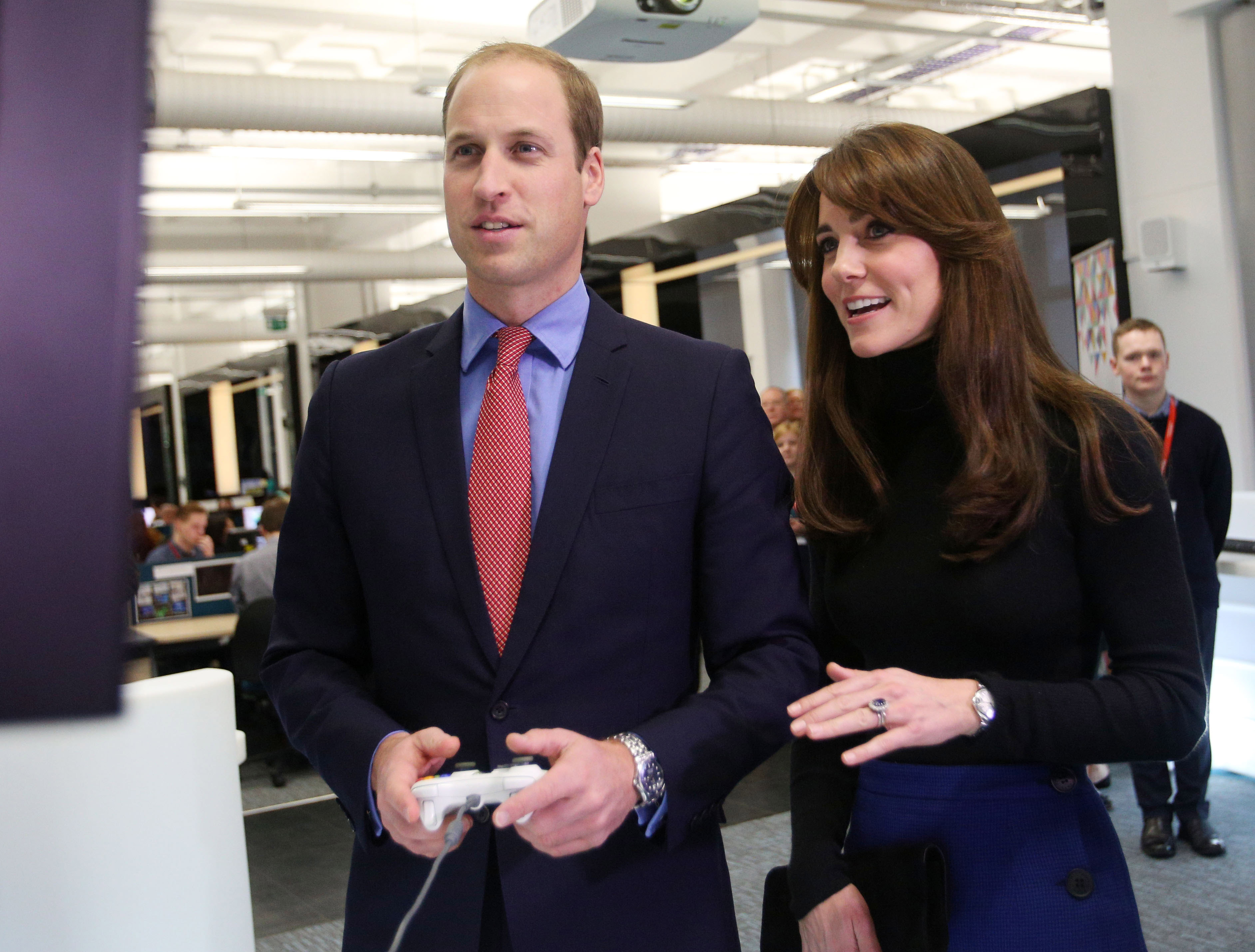 Prince William is heading up an anti cyber bullying campaign