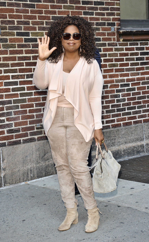 oprah winfrey weight