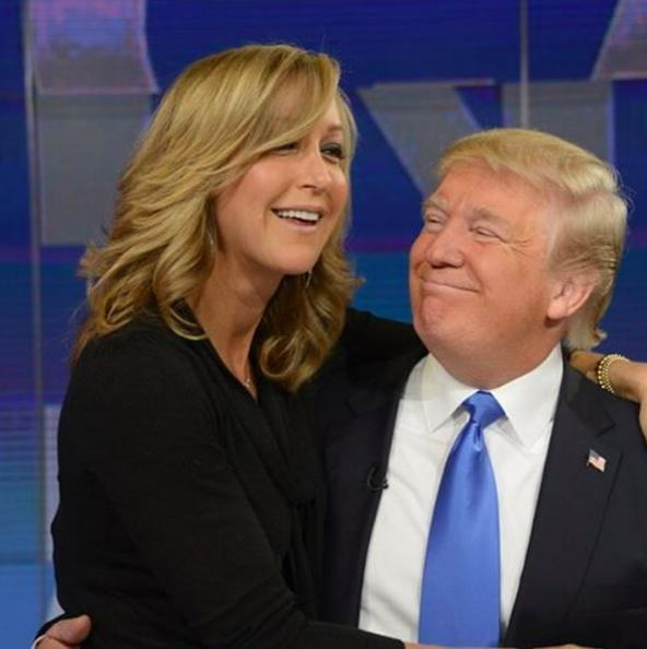 lara spencer trump