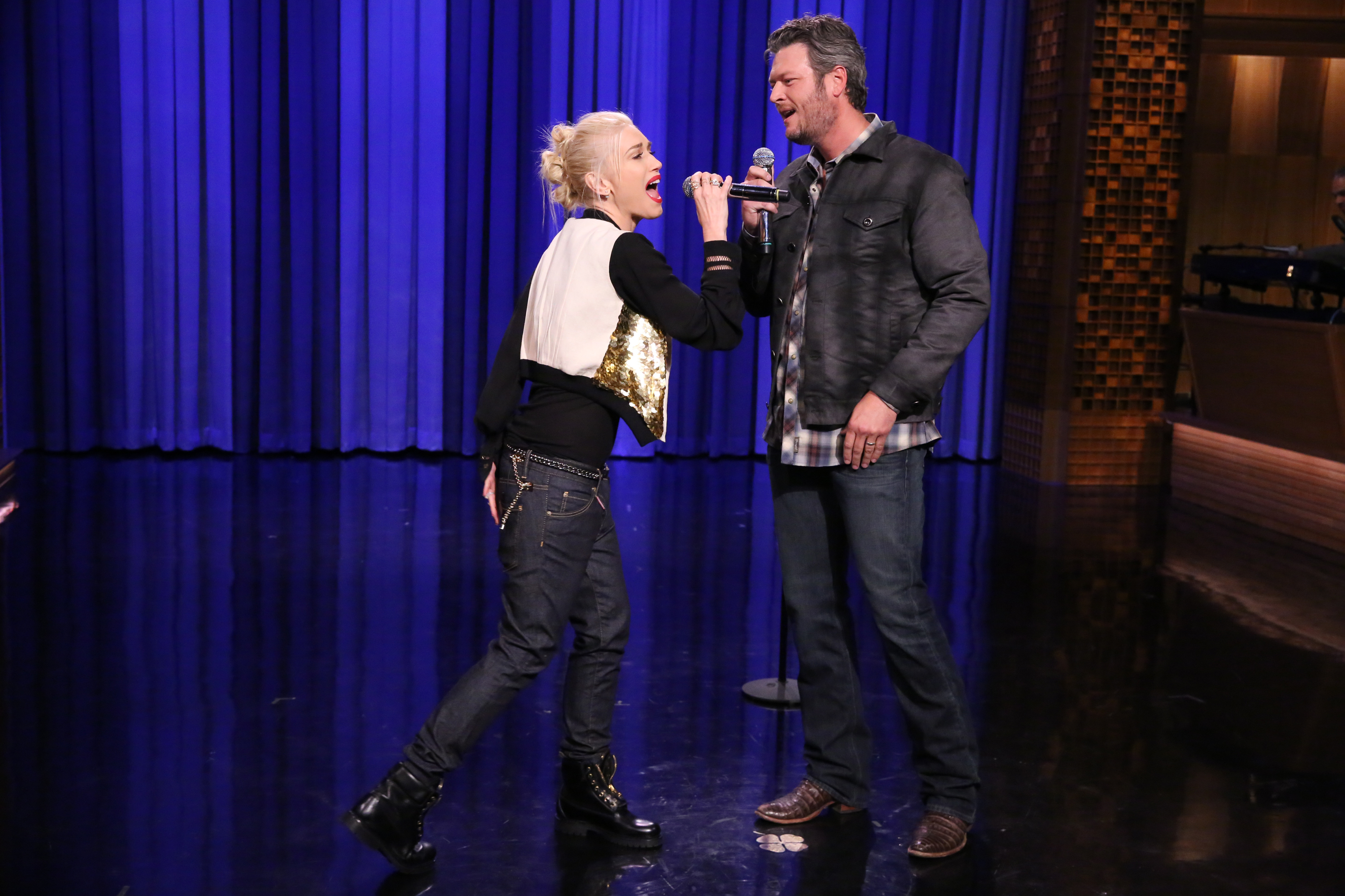 Gwen Stefani and Blake Shelton plan their first Thanksgiving together