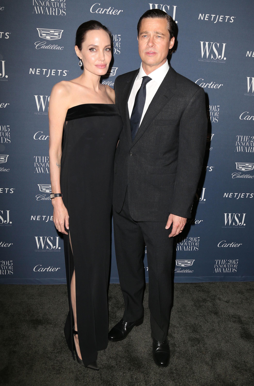 Brad Pitt, Angelina Jolie custody update
