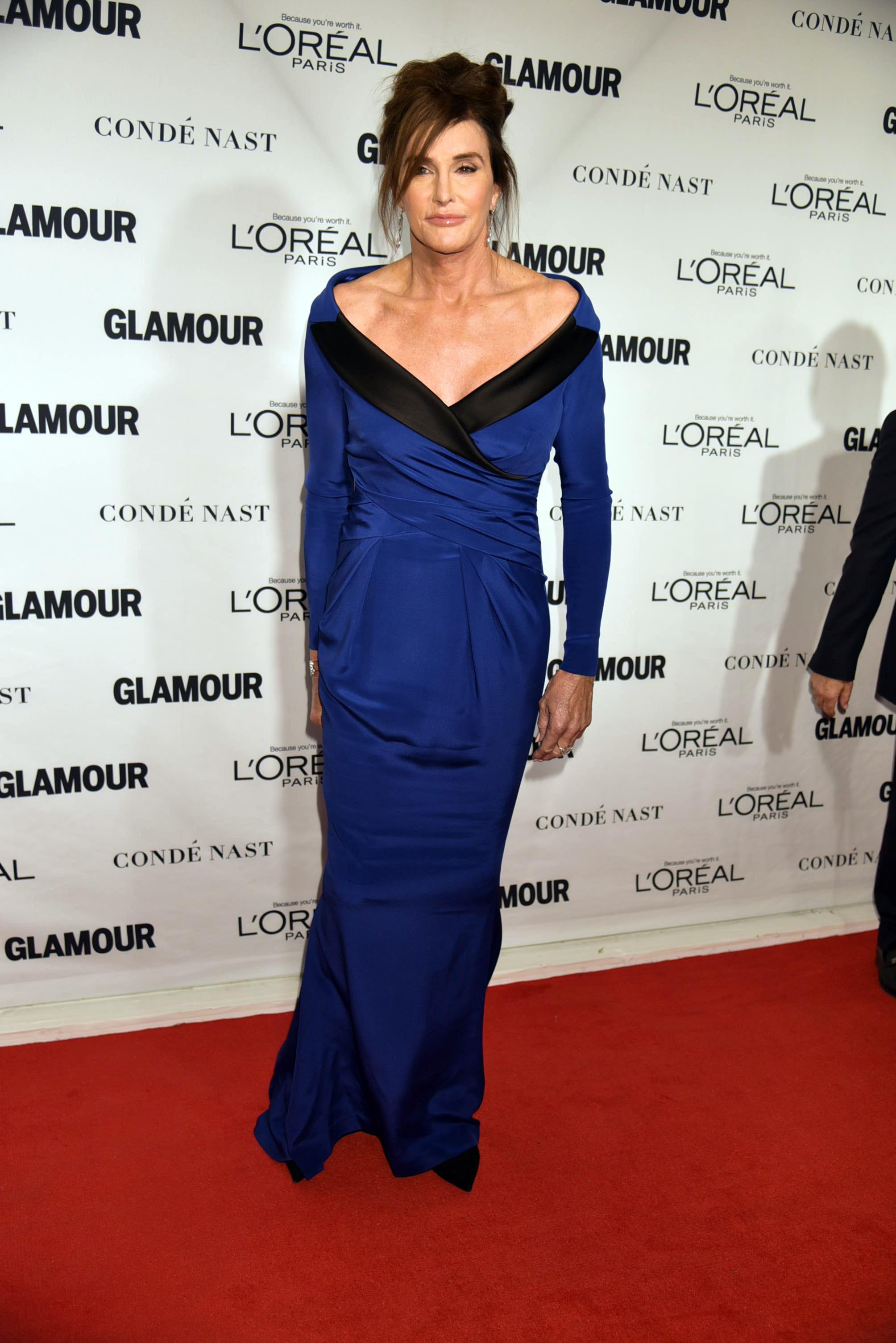 caitlyn jenner glamour