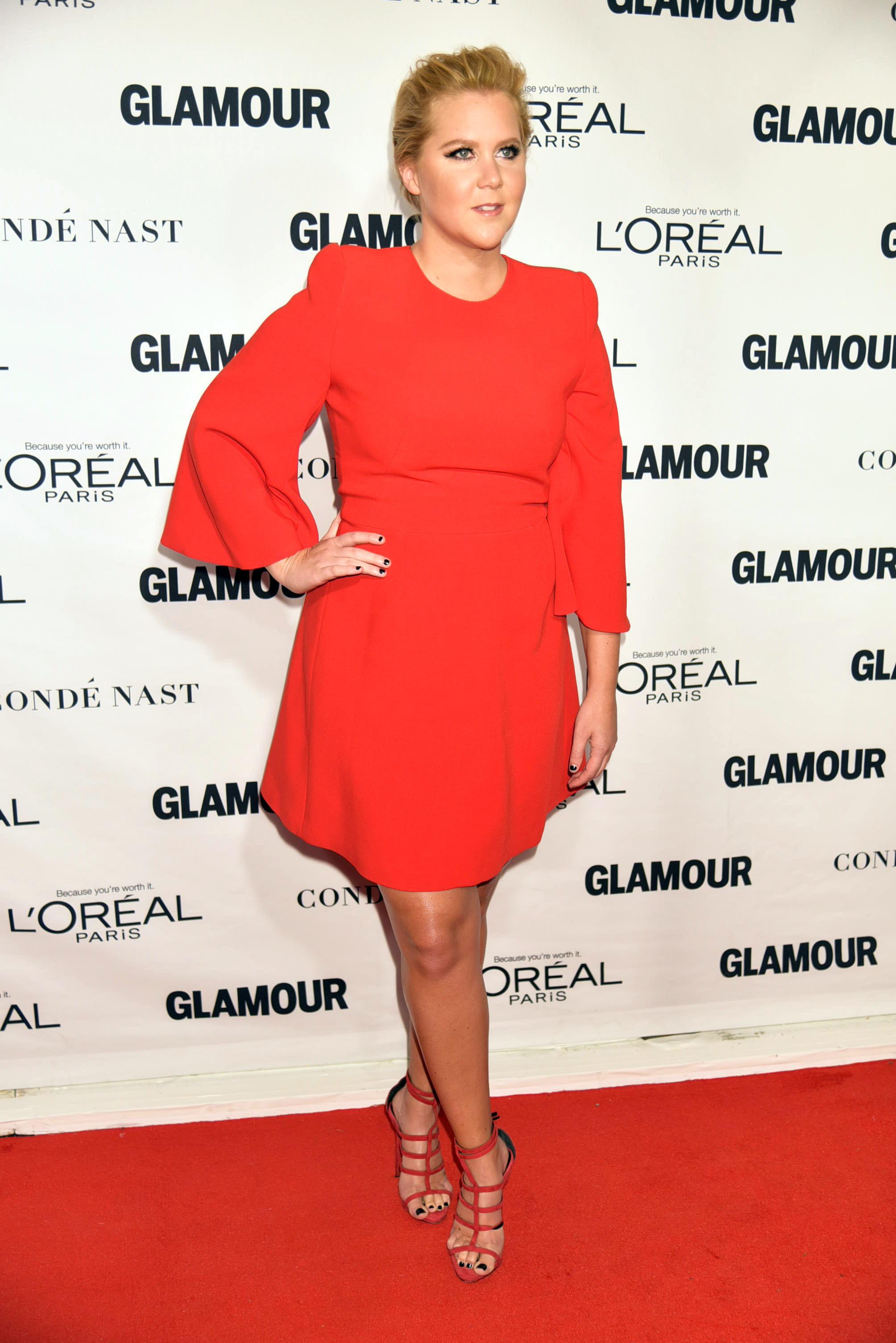 amy schumer glamour