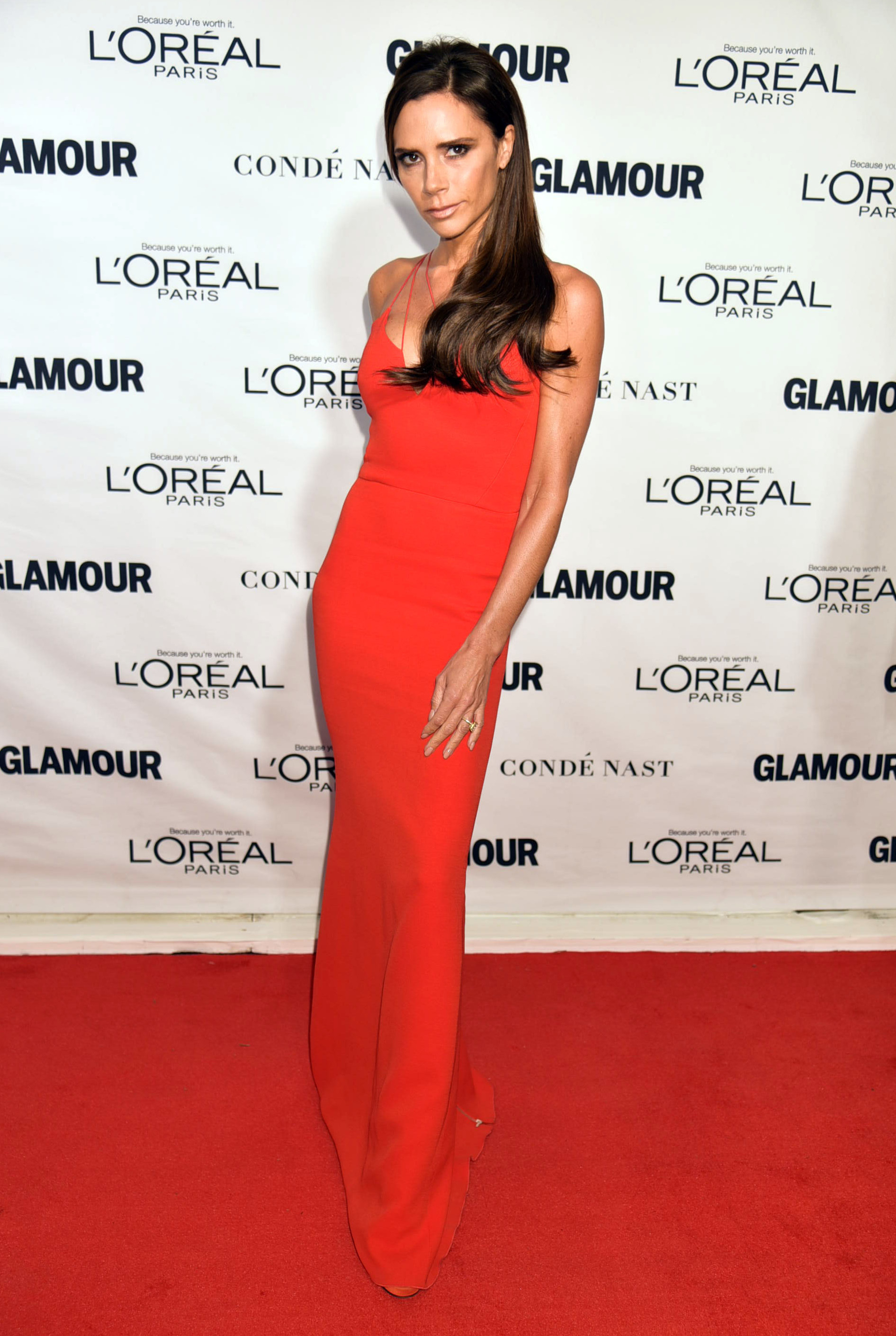 Victoria Beckham defends her use of ultra thin models