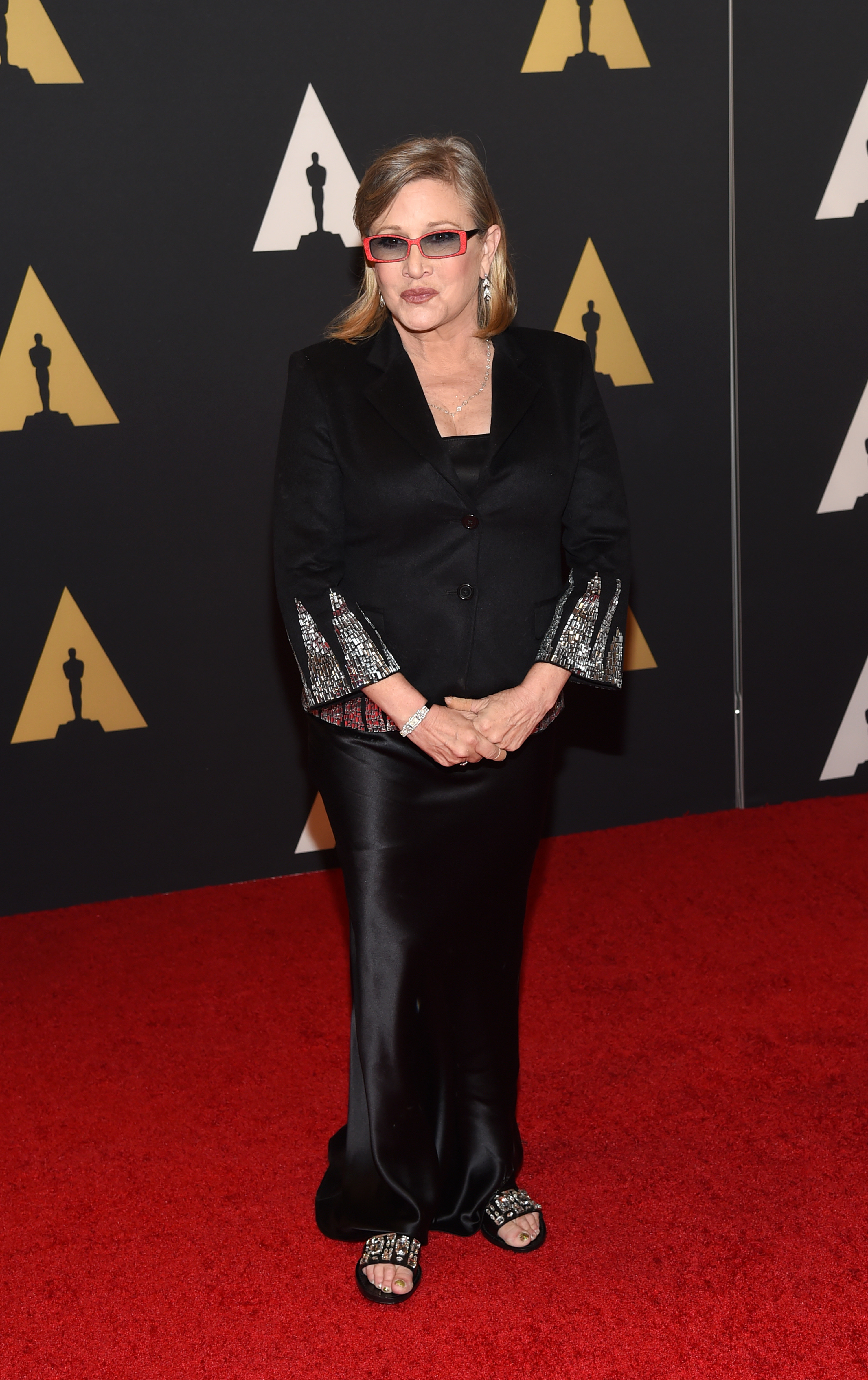 carrie fisher 2015