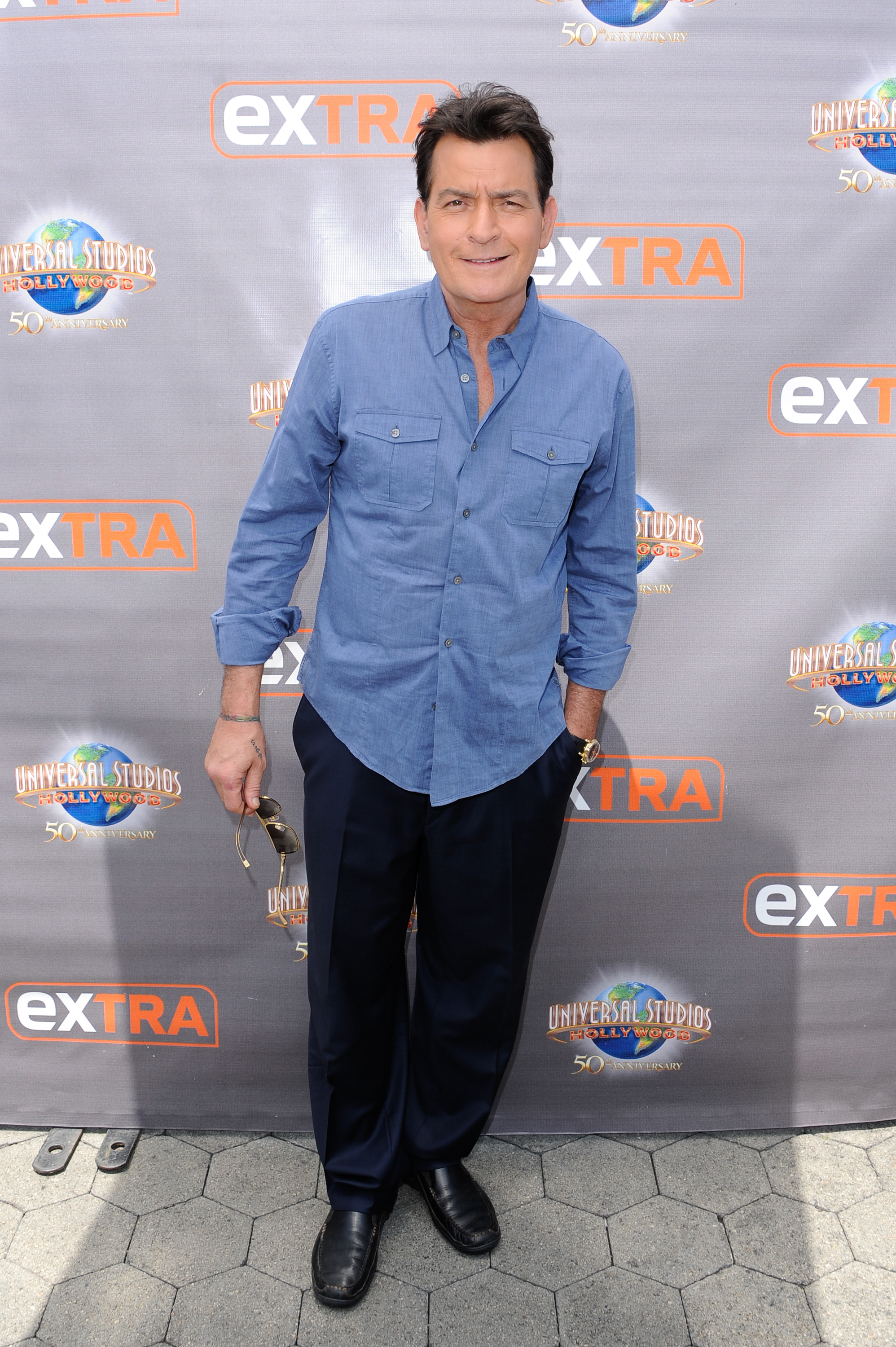 Charlie Sheen's kids are reportedly afraid of him
