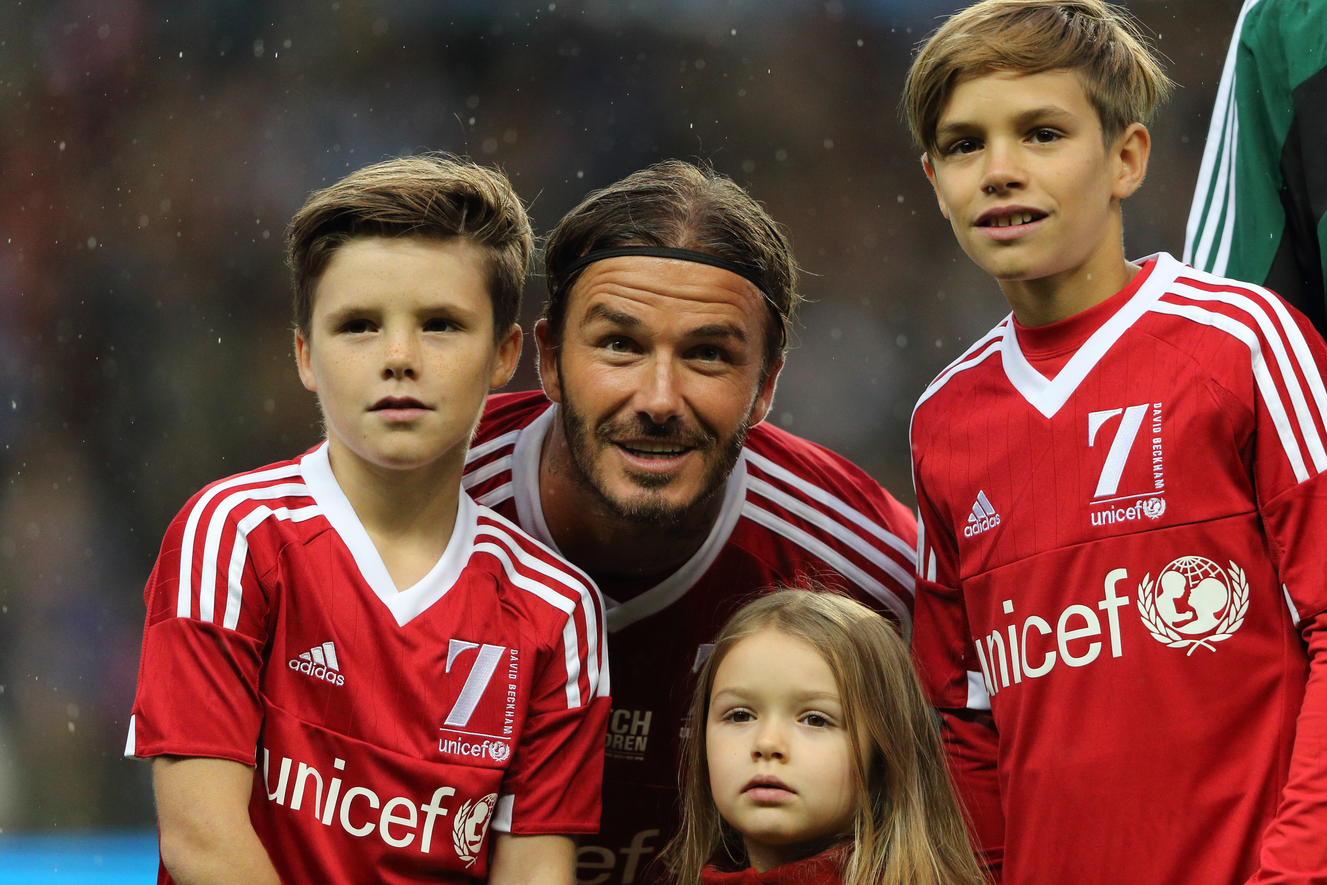 David Beckham on public scrutiny: 'You have to pick your battles'