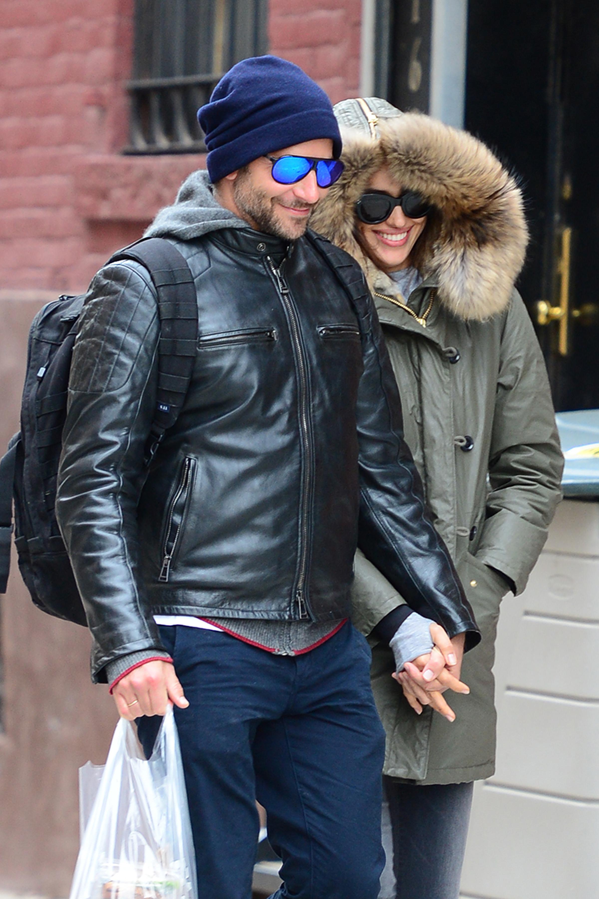 Are Bradley Cooper and Irina Shayk shacking up?