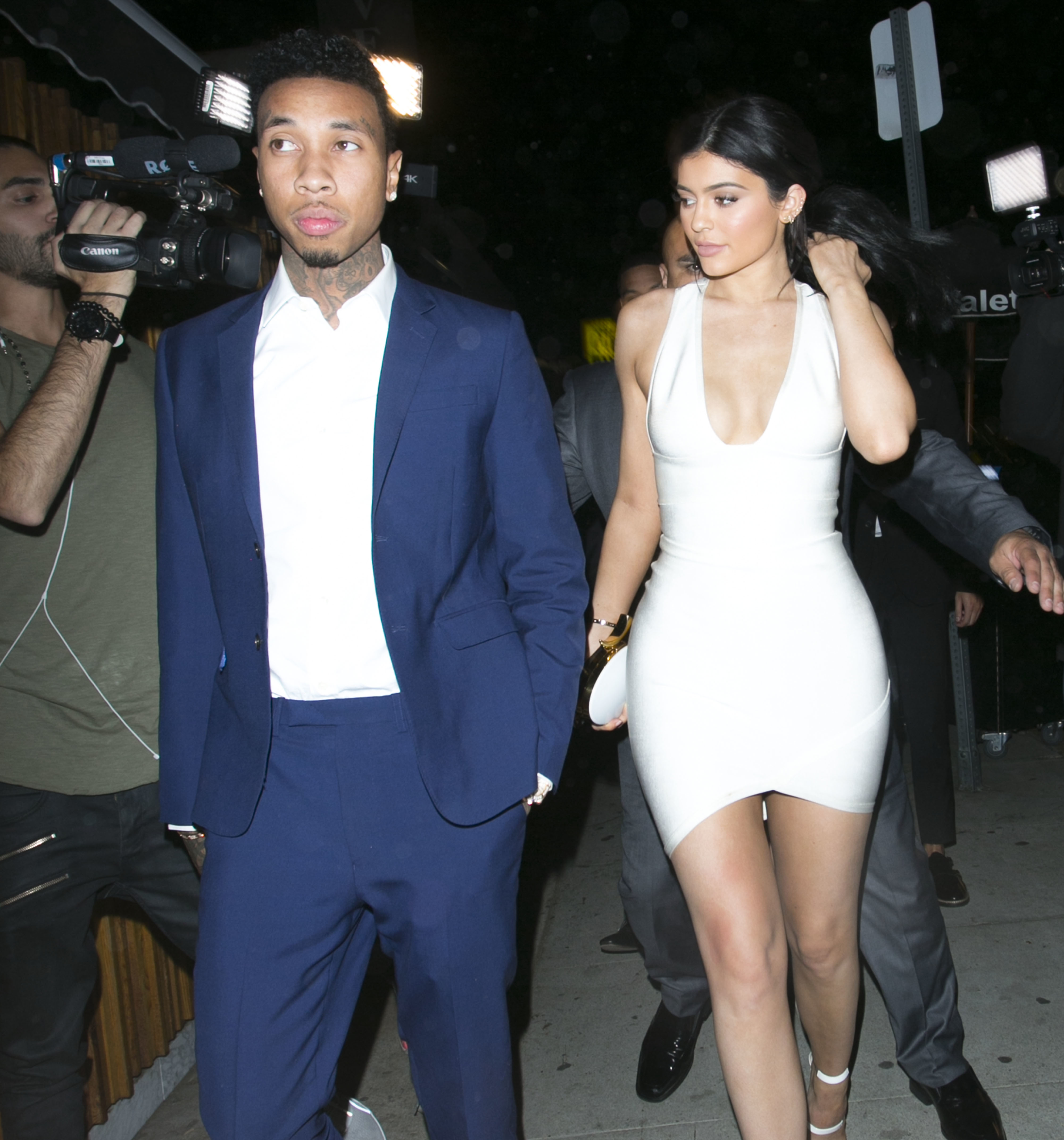 Did money and Kris Jenner come between Kylie Jenner and Tyga?