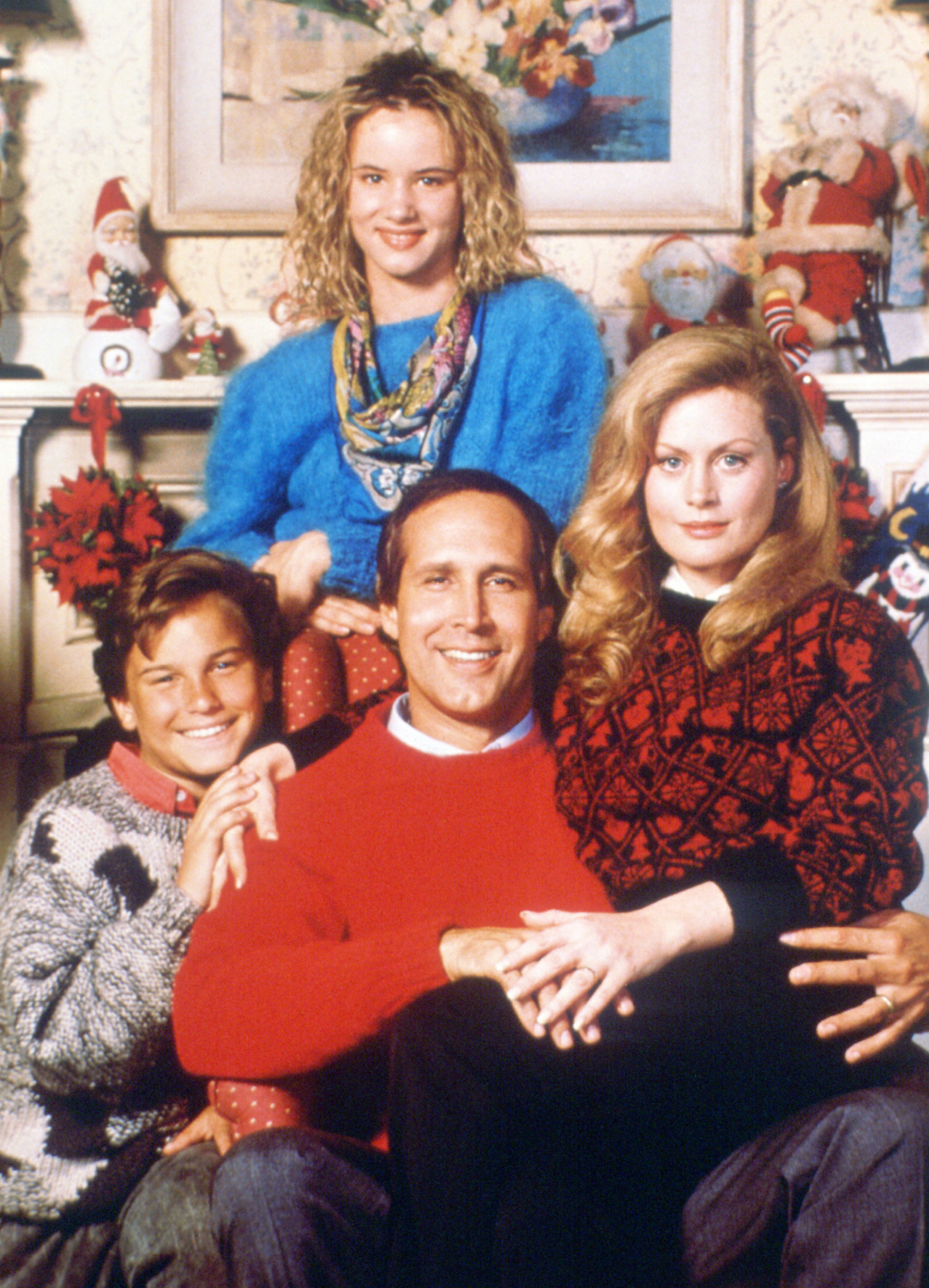 A Majestic Christmas Cast.National Lampoon S Christmas Vacation Stars Now Gallery