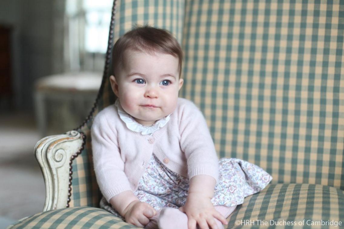 princess charlotte 2015