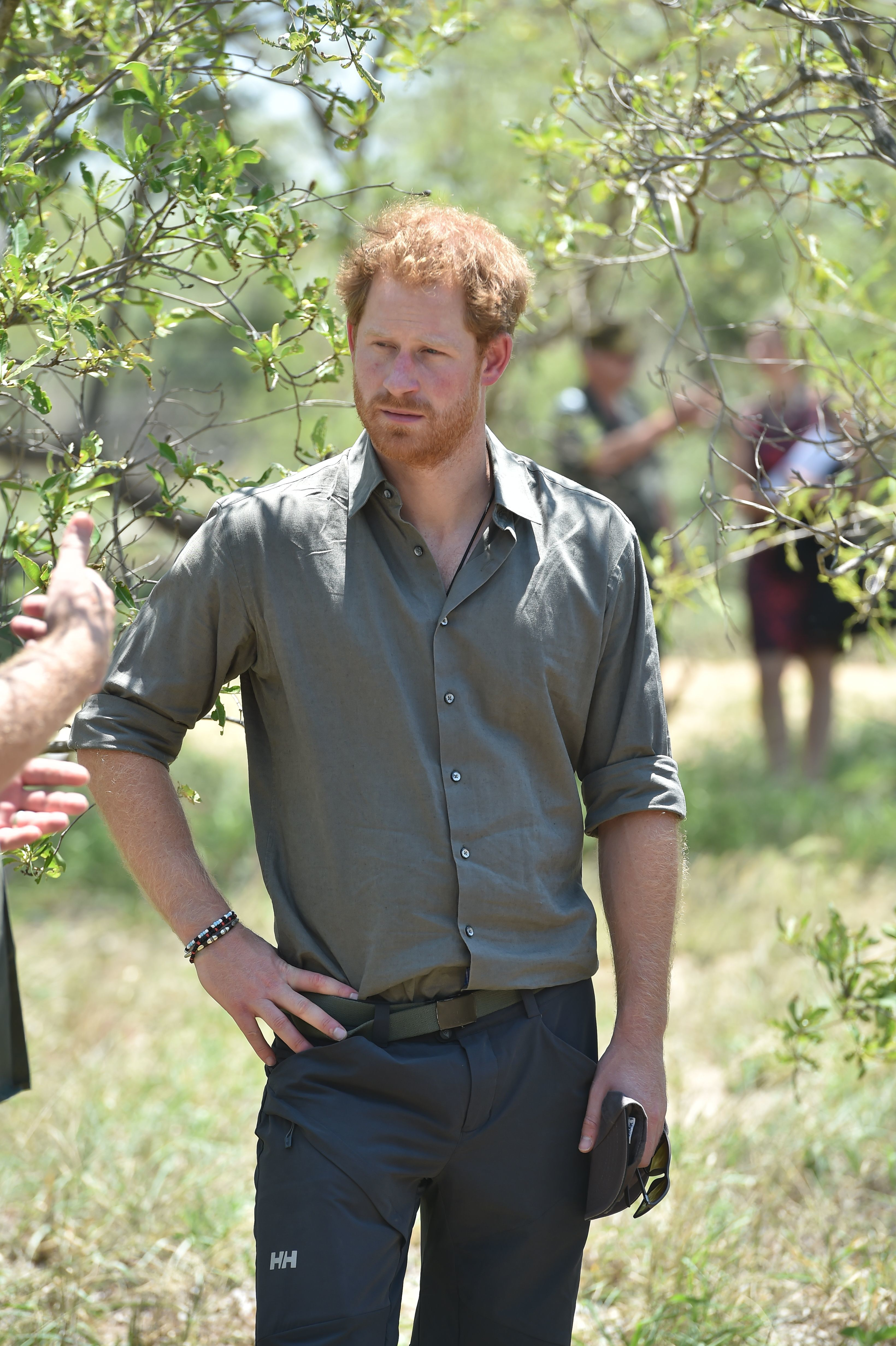 Prince Harry is lookin' for love