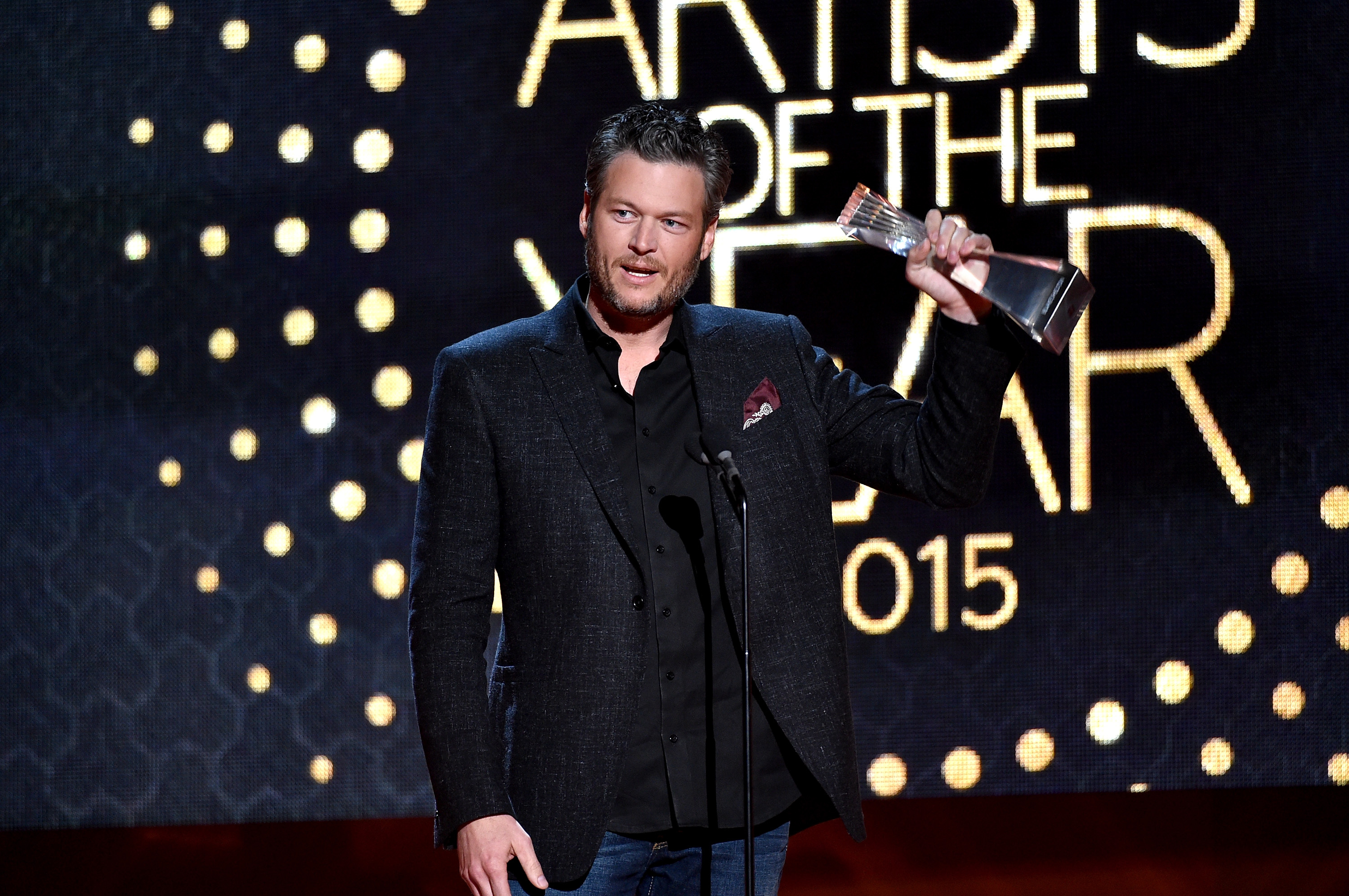 Blake Shelton CMT Artist of the Year