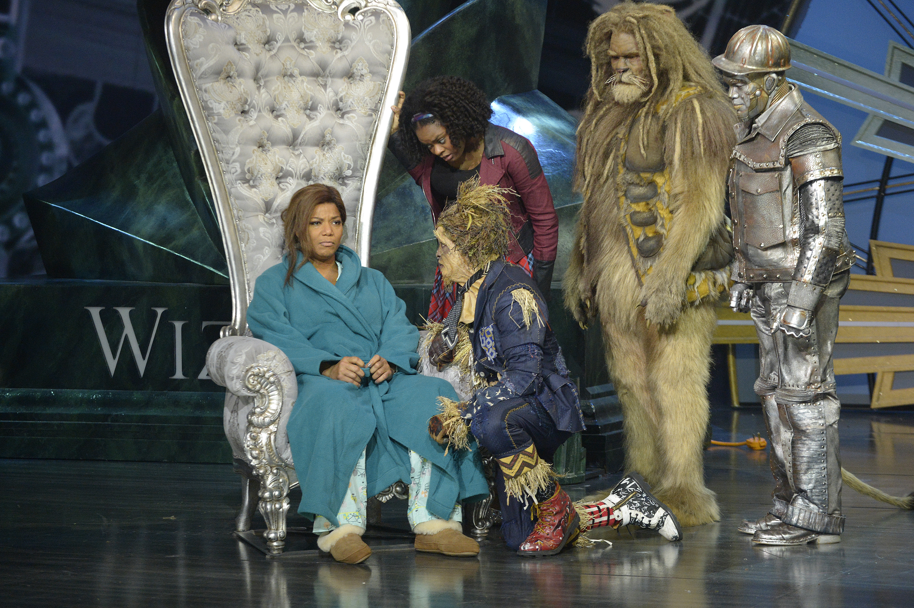 the wiz live musical