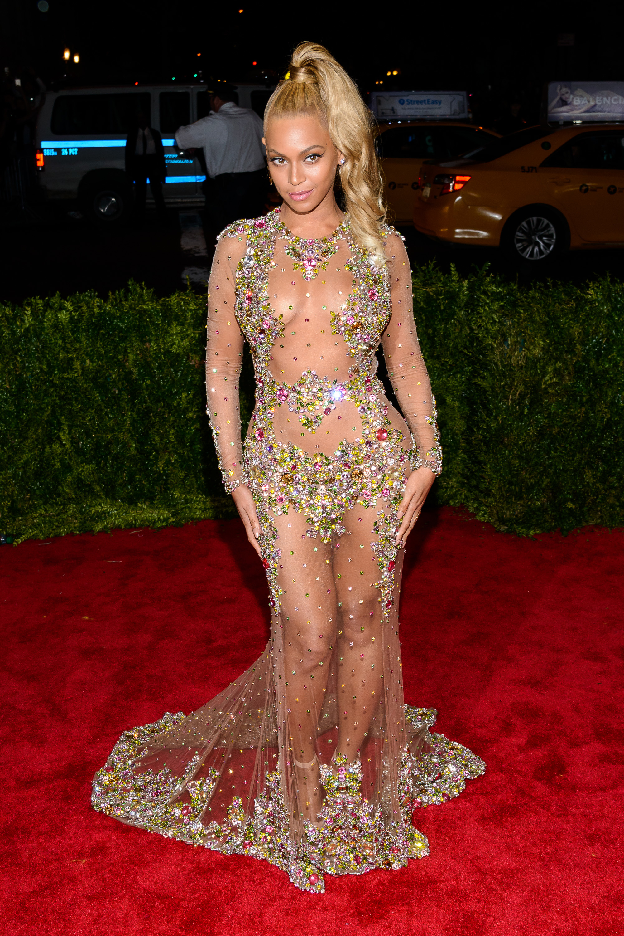 Guess how long it takes to book Beyonce