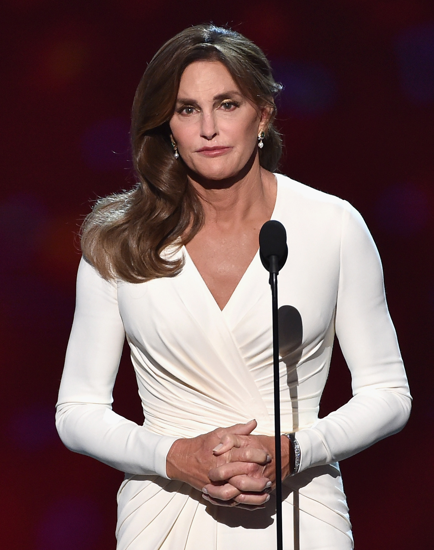 Caitlyn Jenner defends her Republican stance