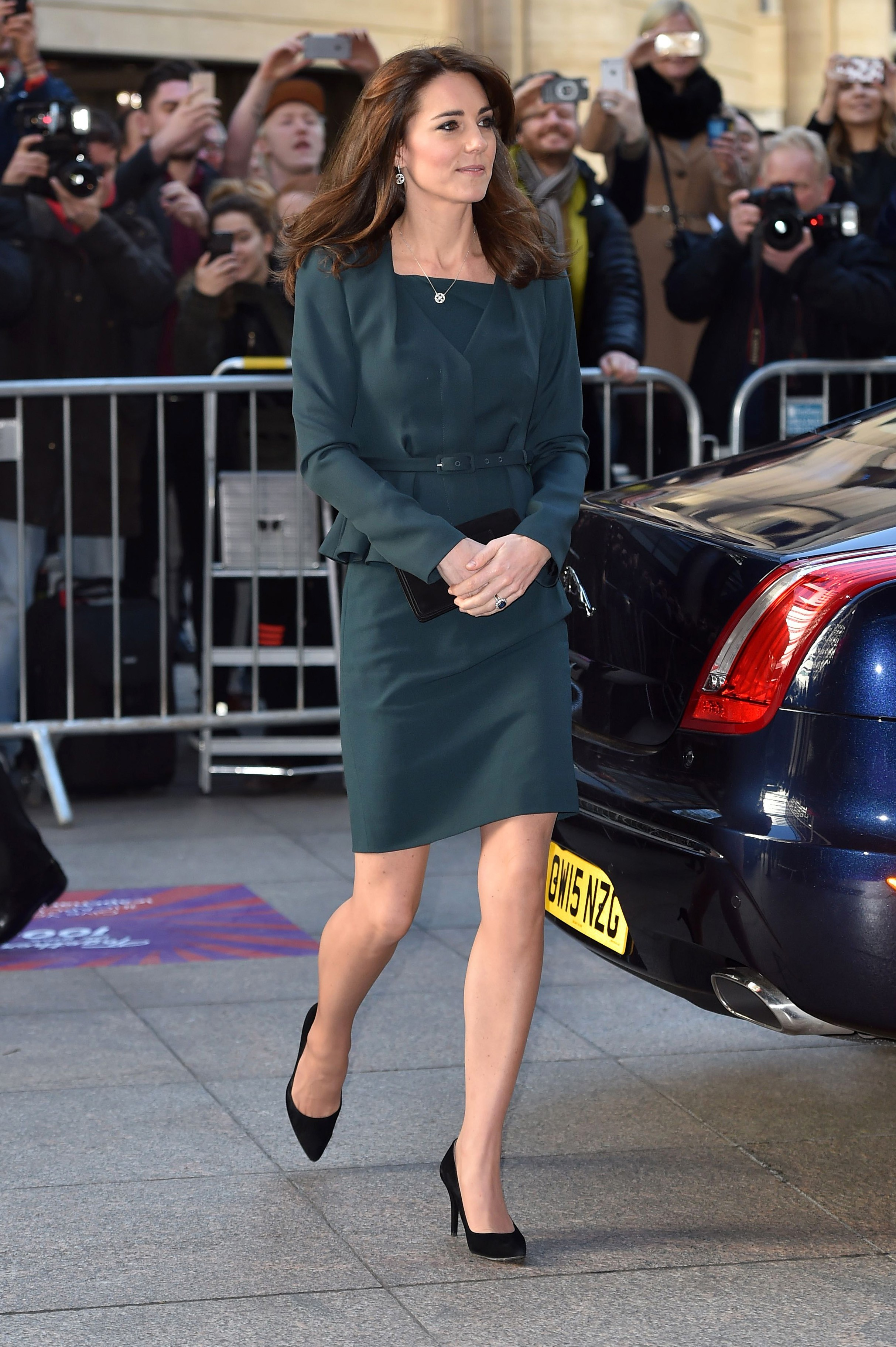 Duchess Kate set to guest edit Huff Po