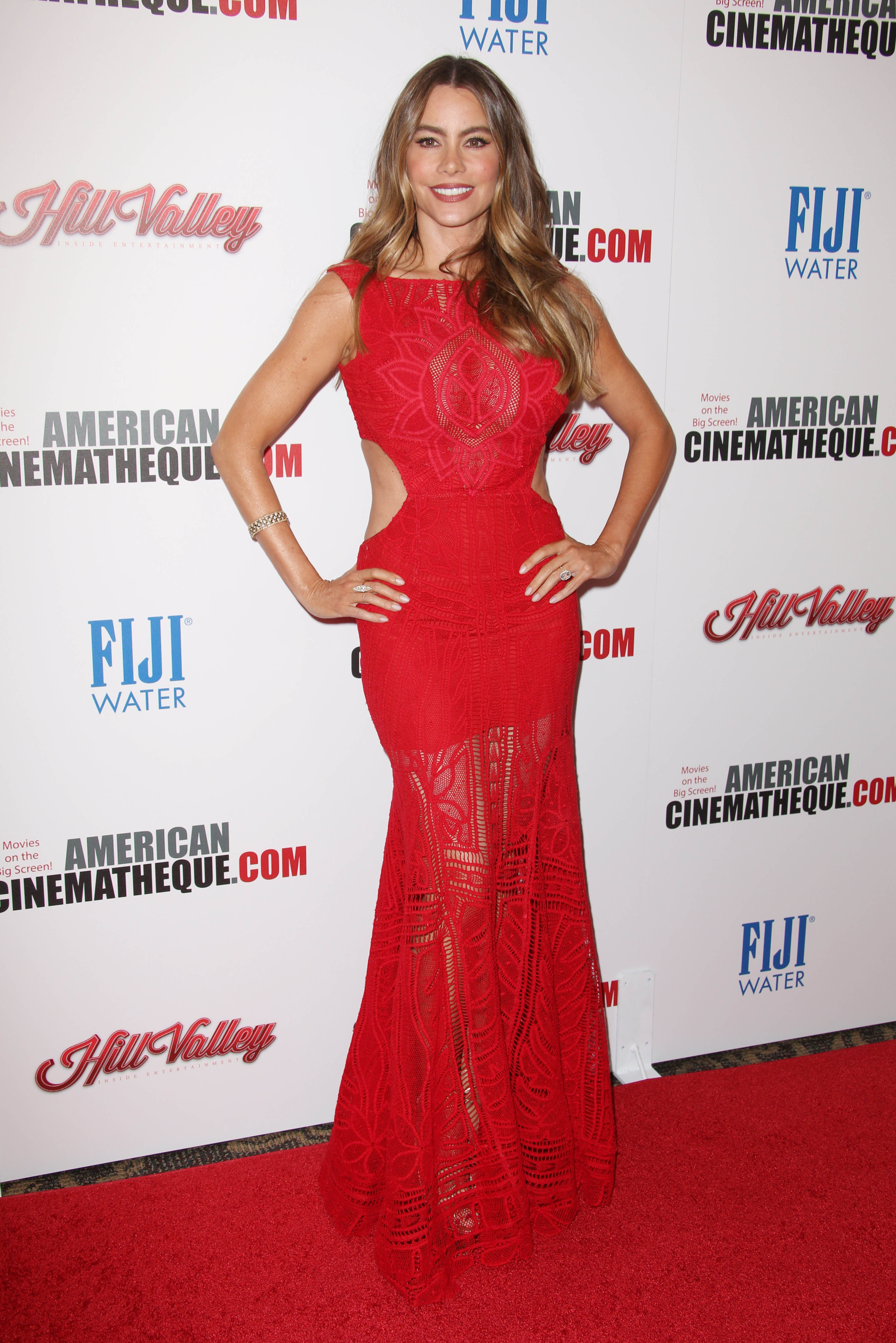 Sofia Vergara on her 40s: 'You can look beautiful but in a different way'