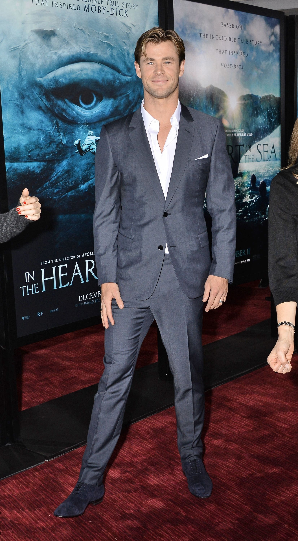 Chris Hemsworth stays mum on Miley, Liam wedding rumors
