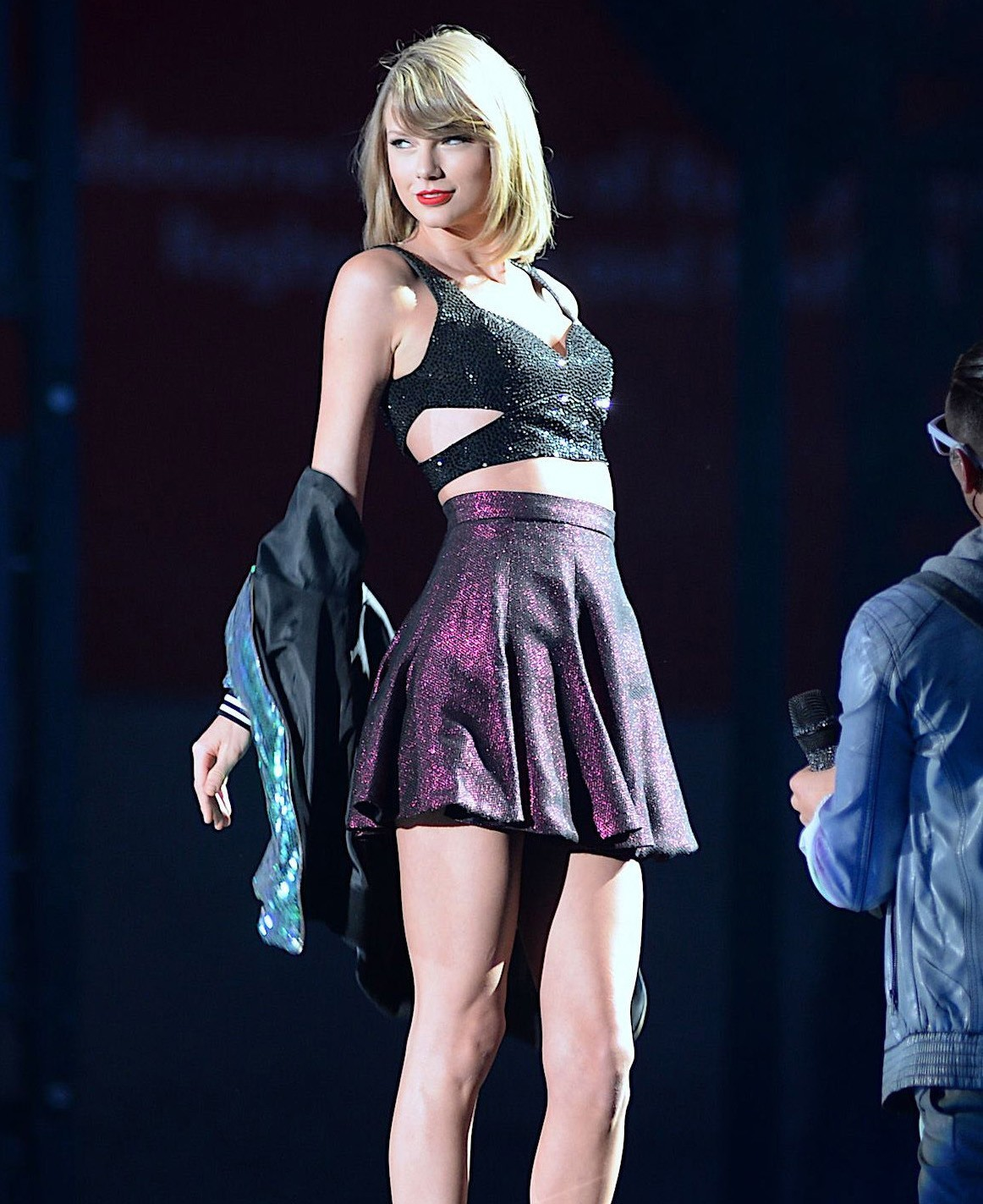 Taylor Swift's new clothing line debuts in Hong Kong
