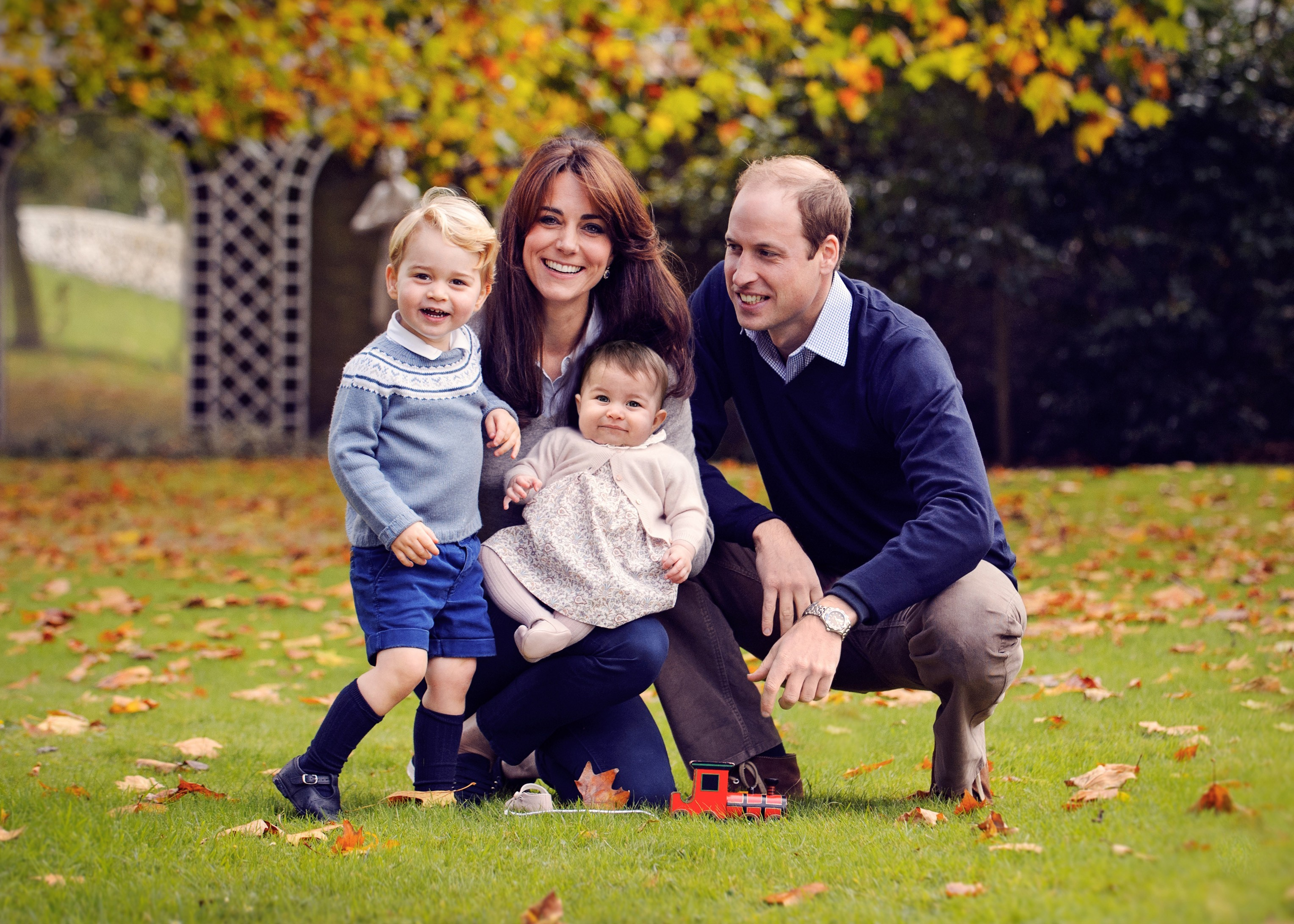 Will and Kate's Anmer Hall style is super chill