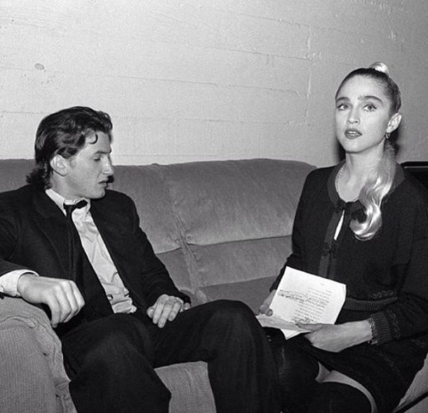 Madonna's Sean Penn throwback pic reignites romance rumors