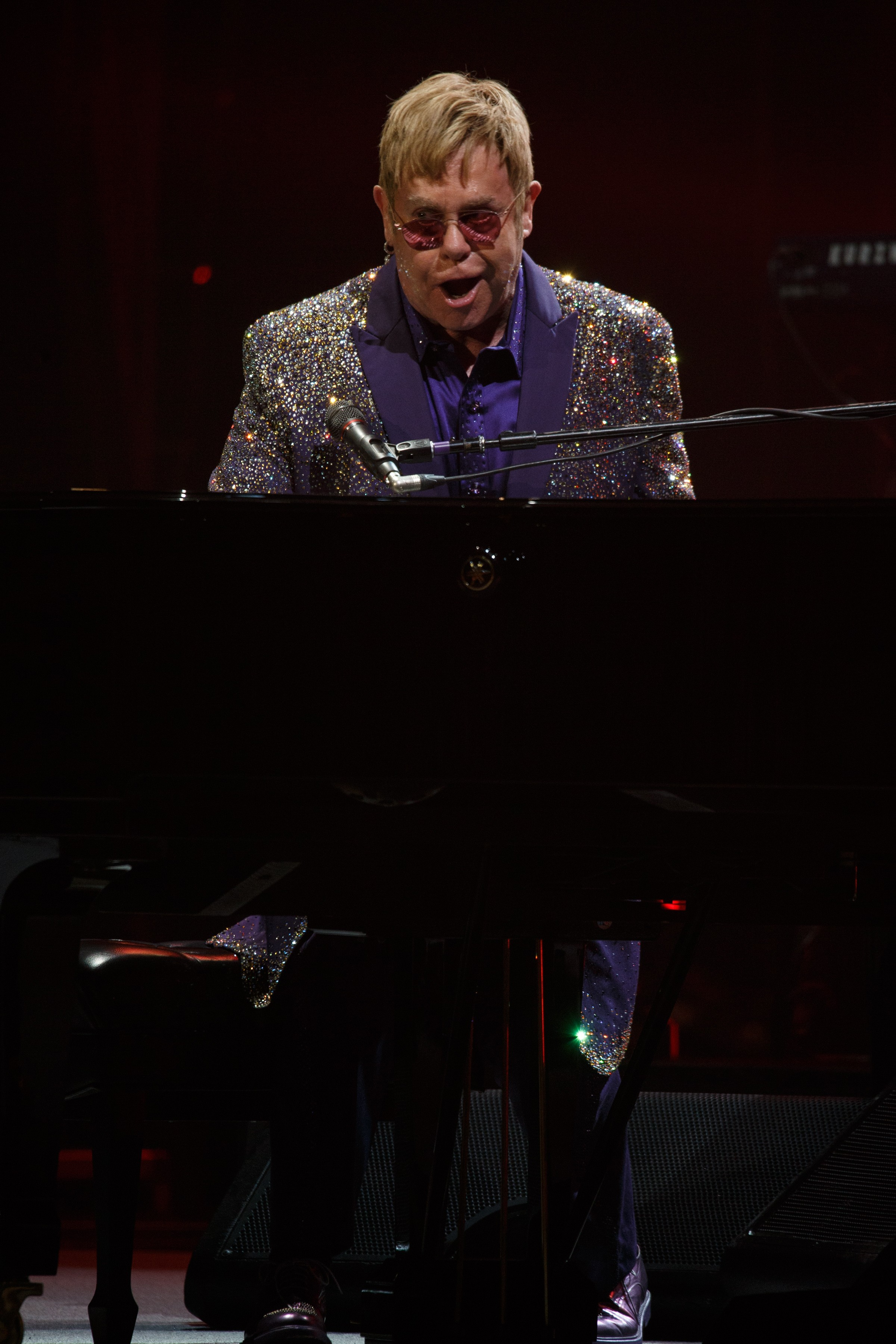 "Elton John: ""Candle in the Wind"""