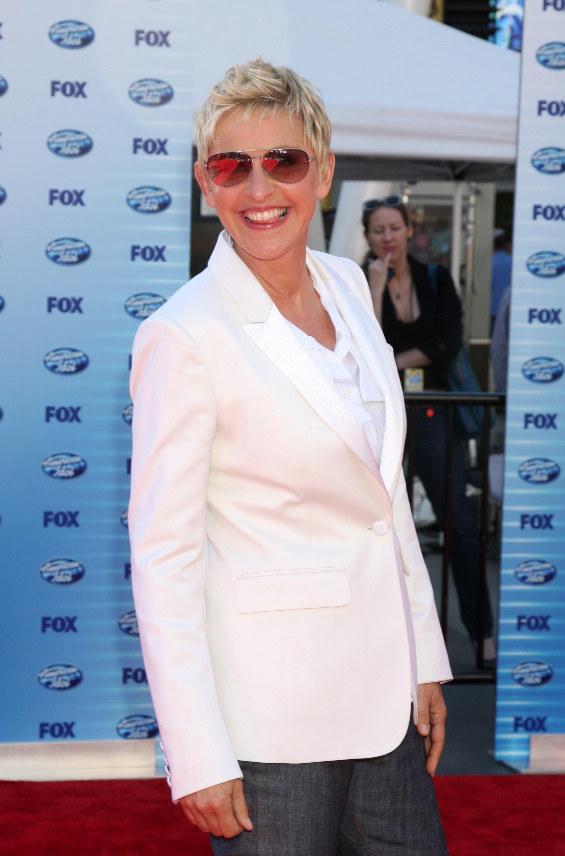 Celebs wish Ellen DeGeneres a happy 58th birthday