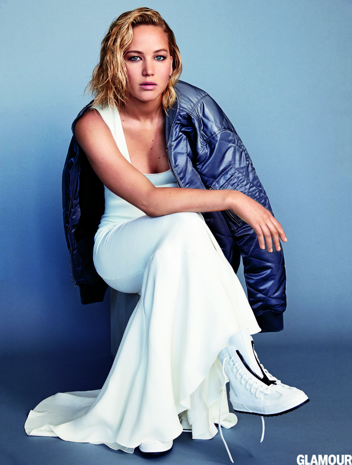 Jennifer Lawrence glamour