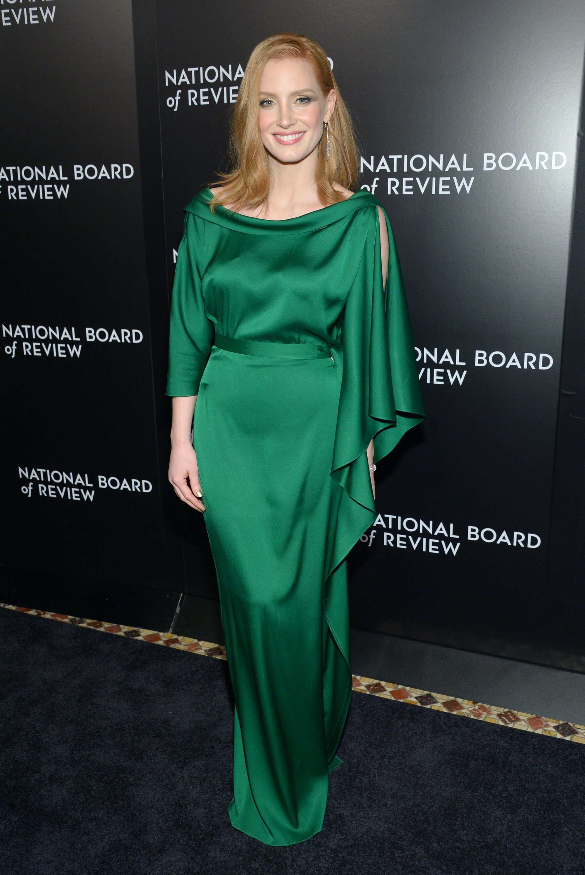 Jessica Chastain's grandmother's pooch was stolen